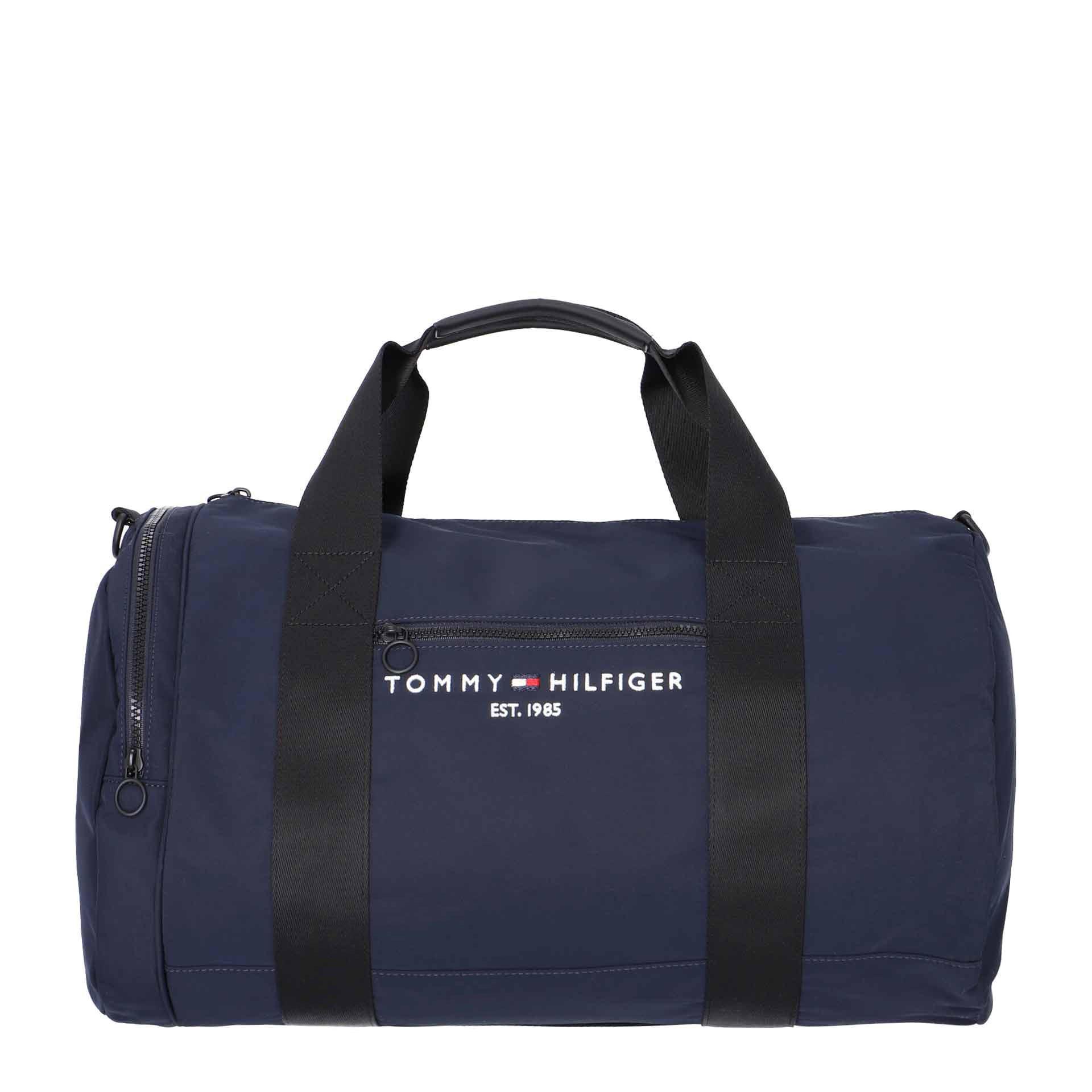Tommy Hilfiger TH Established Duffle Bag desert sky