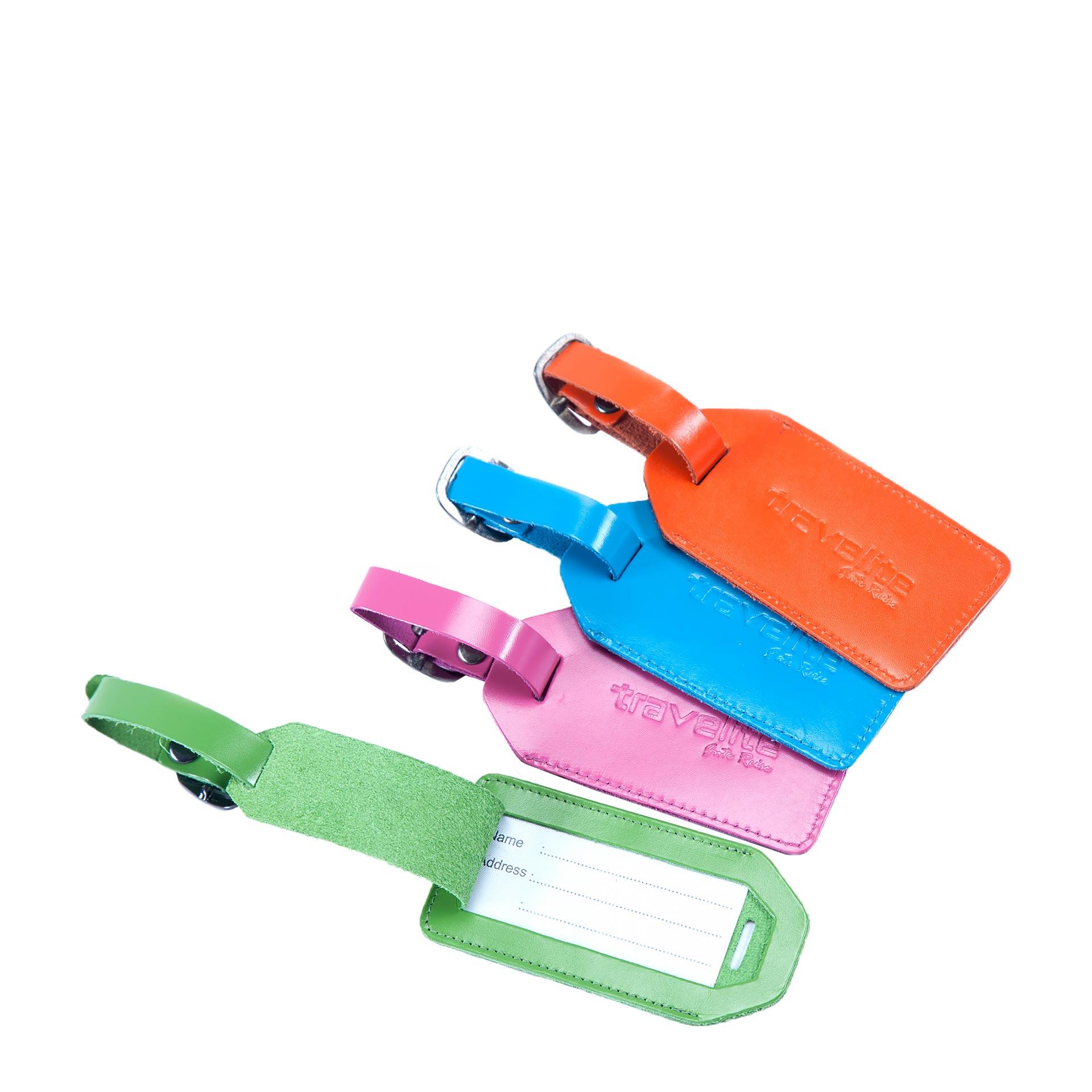 Accessoires Kofferanhänger  pink