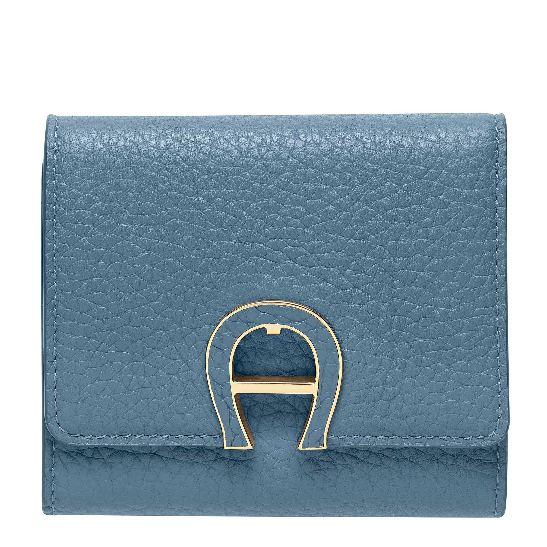 Aigner Milano Damen Geldbörse dusk blue