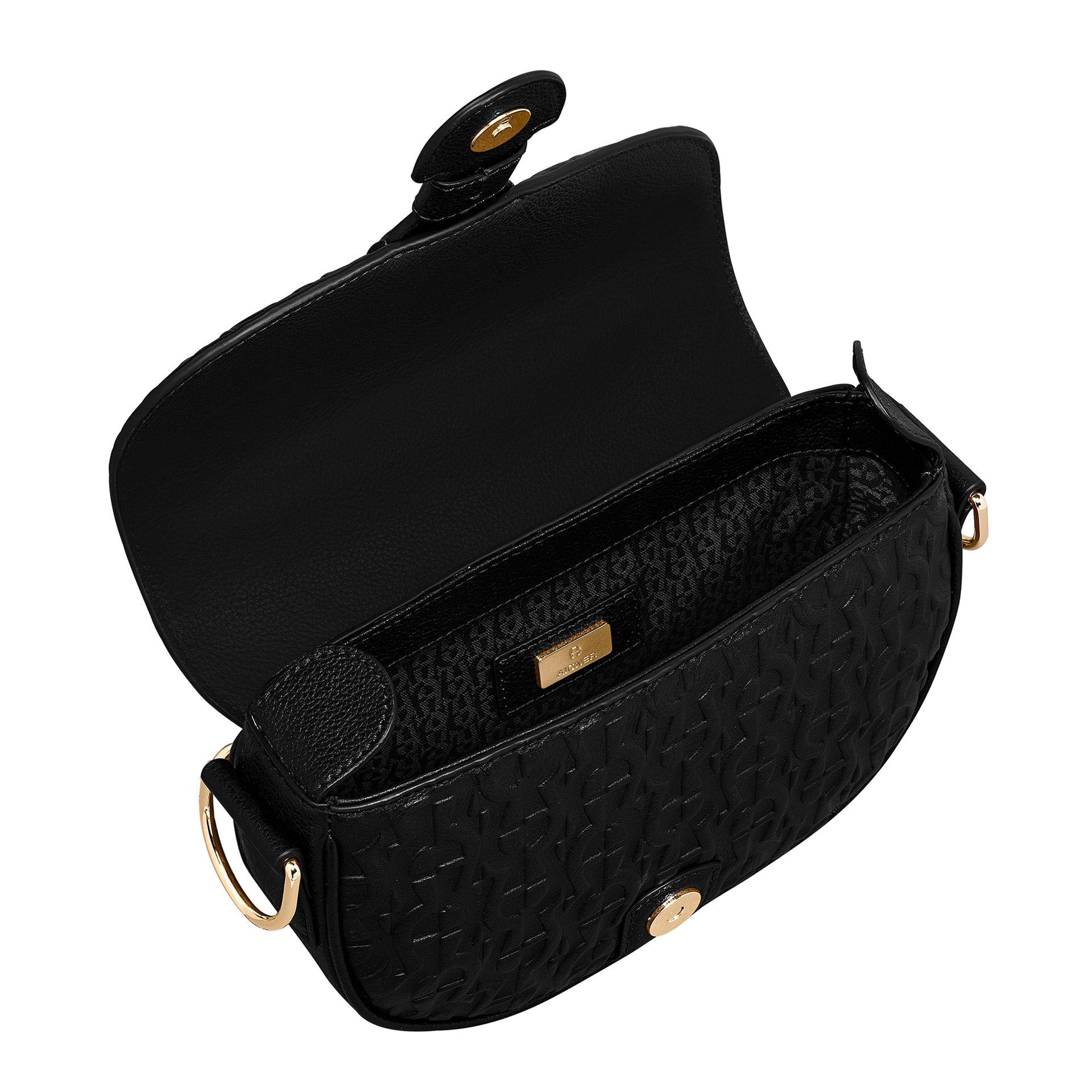 Aigner Calla Mini-Tasche Logo S black