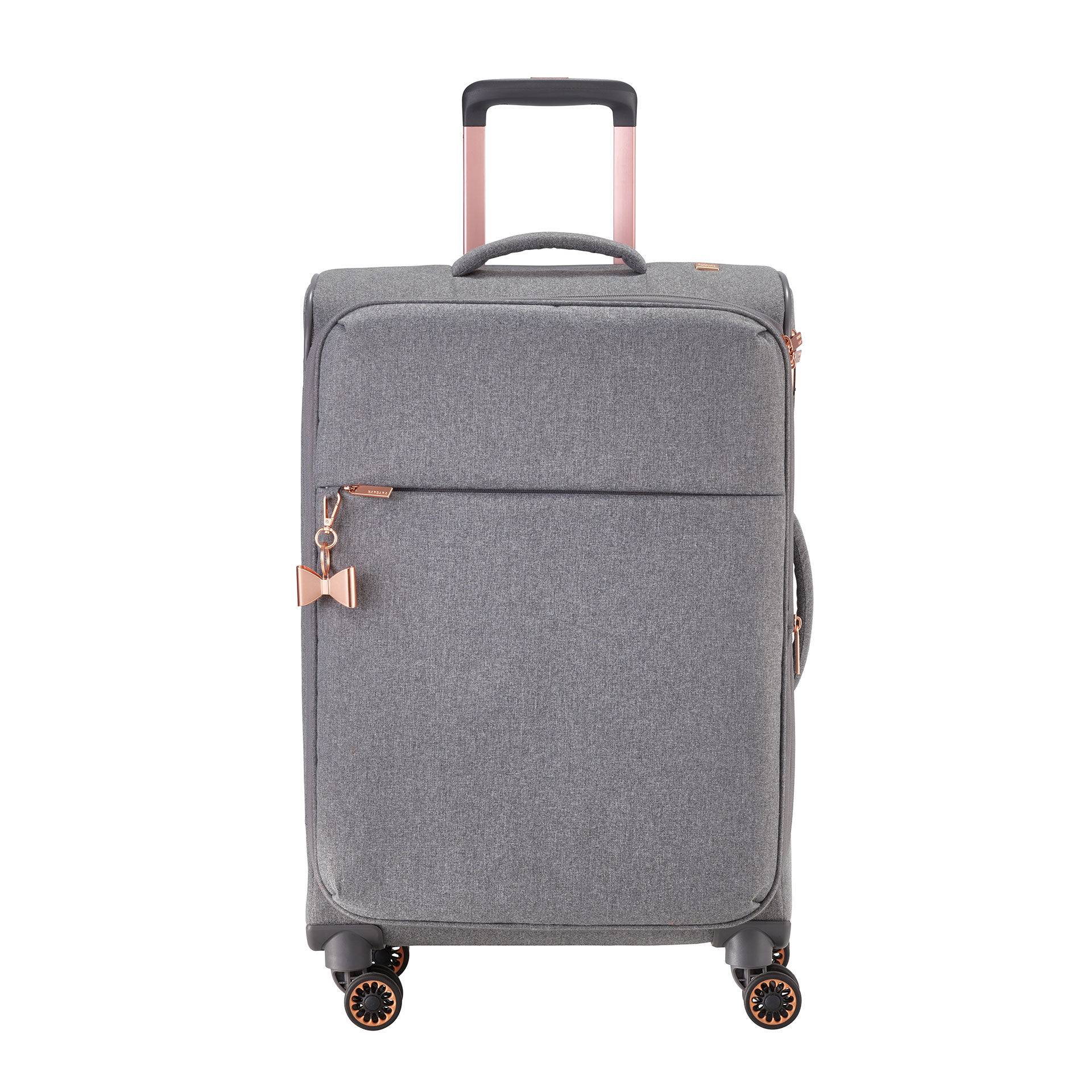 Barbara Softside 4-Rad Trolley M erweiterbar grey