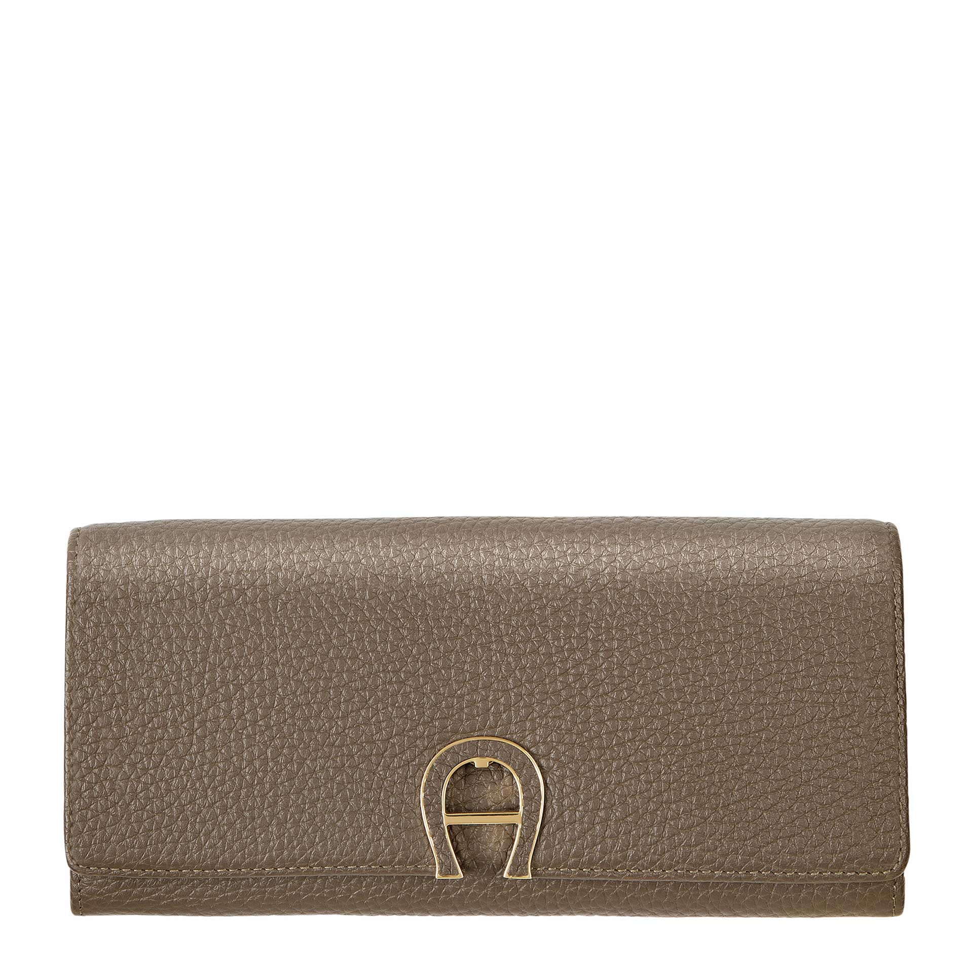 Aigner Milano Damen Geldbörse country green