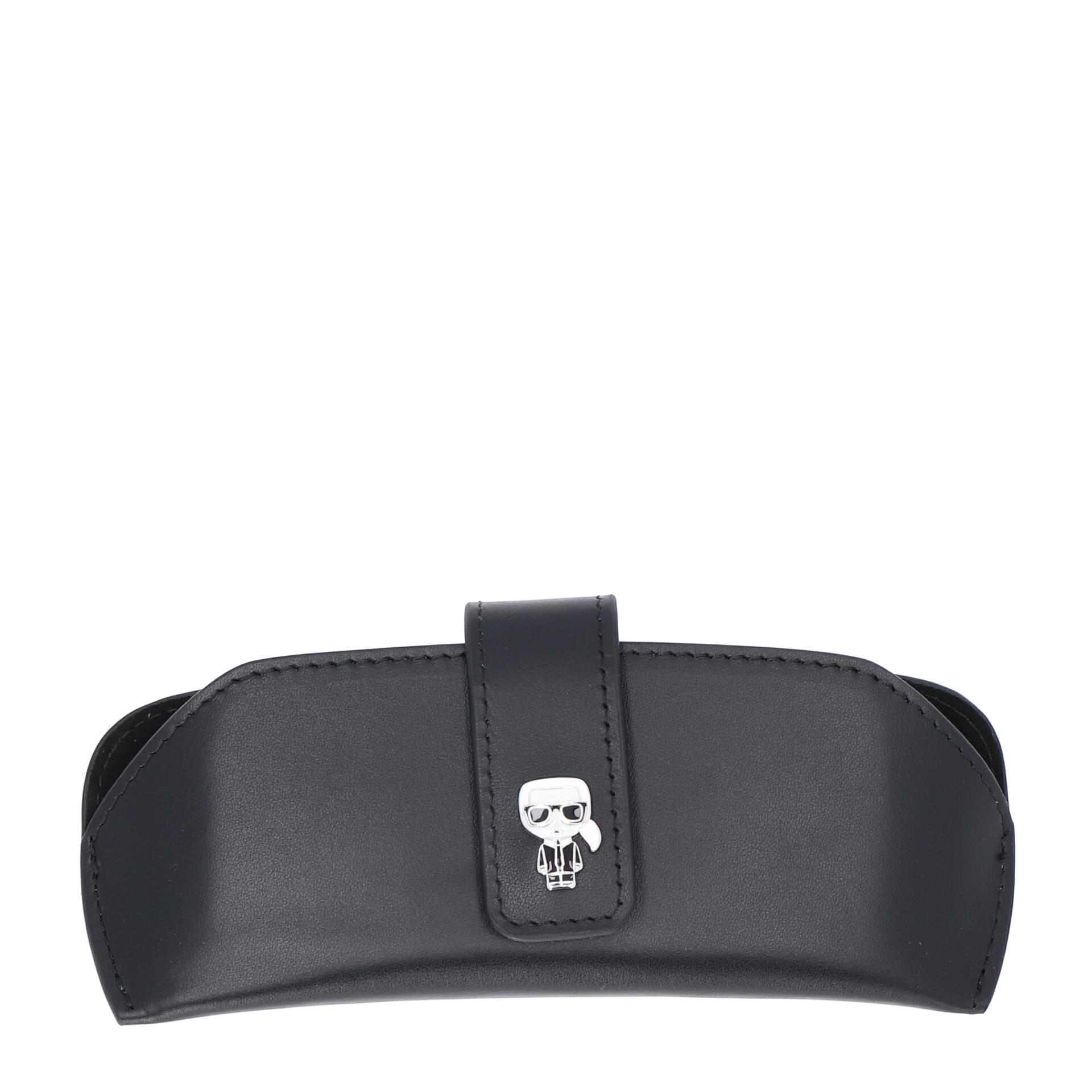 Karl Lagerfeld K/Ikonik  Sonnenbrillenetui black