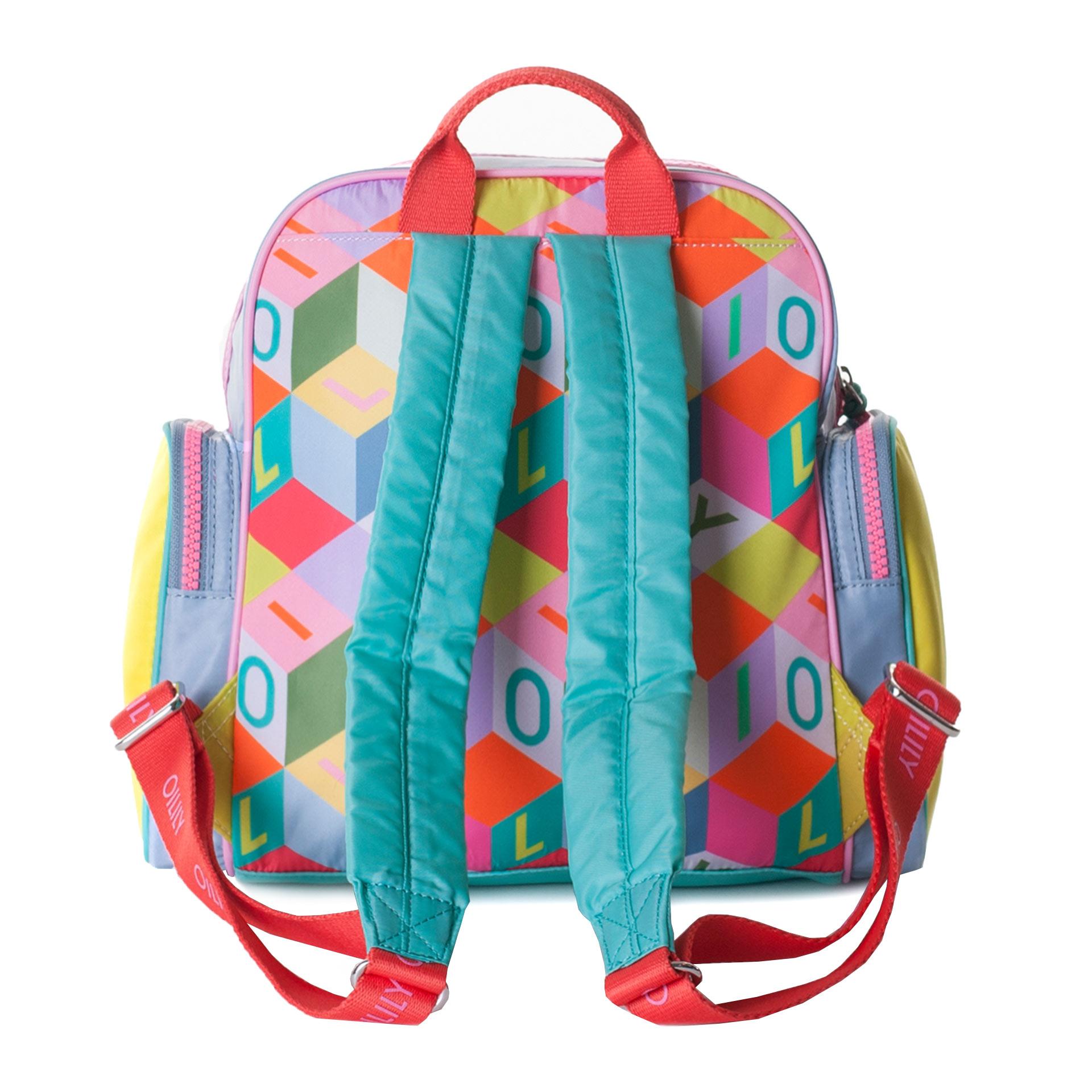 Aqua Sits Rucksack multicolor