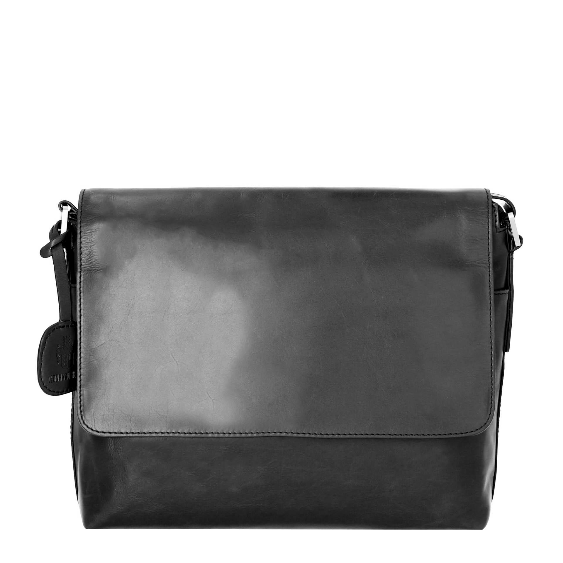 Leonhard Heyden Chelsea Handtasche schwarz