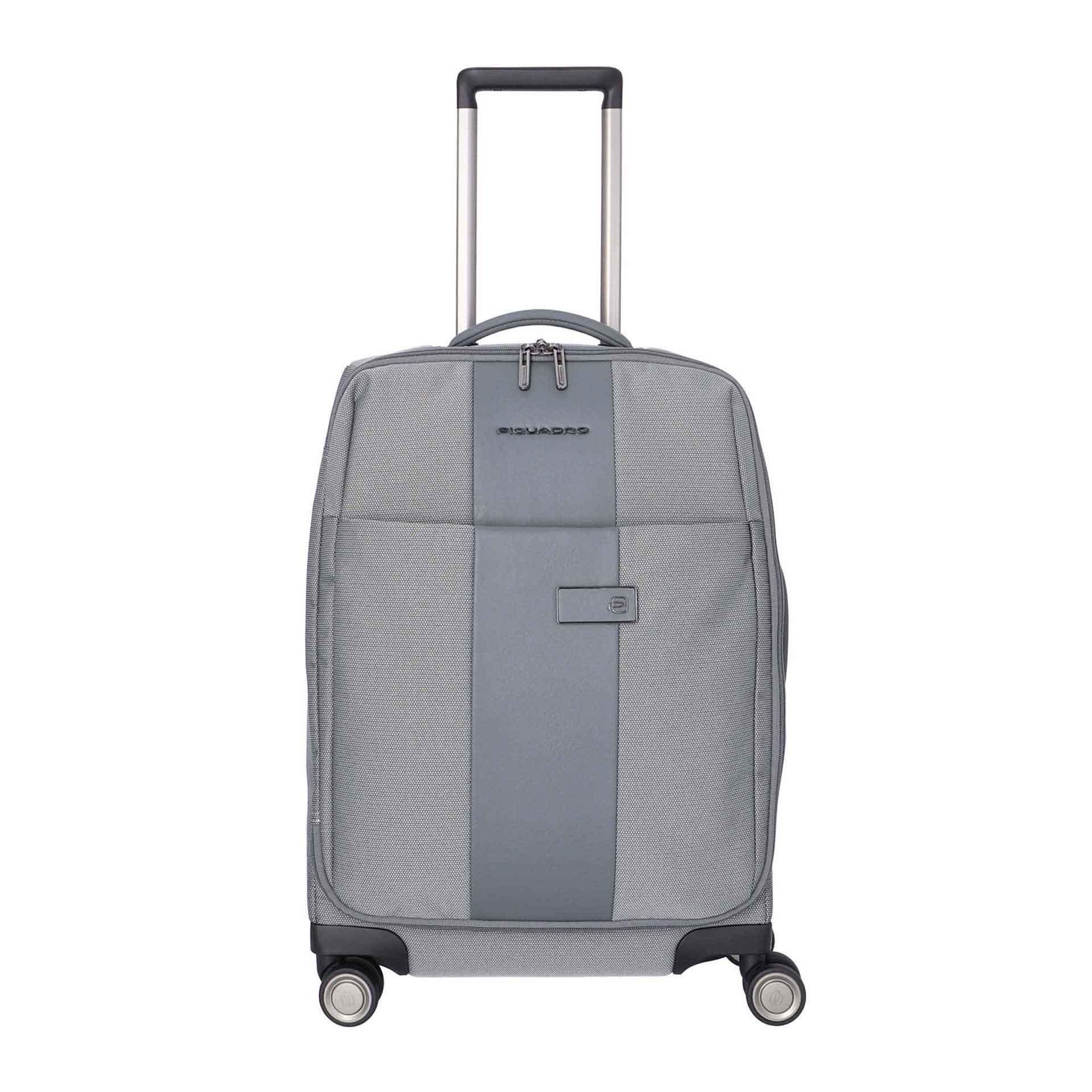 Piquadro Brief Eco 4-Rad Trolley  grey