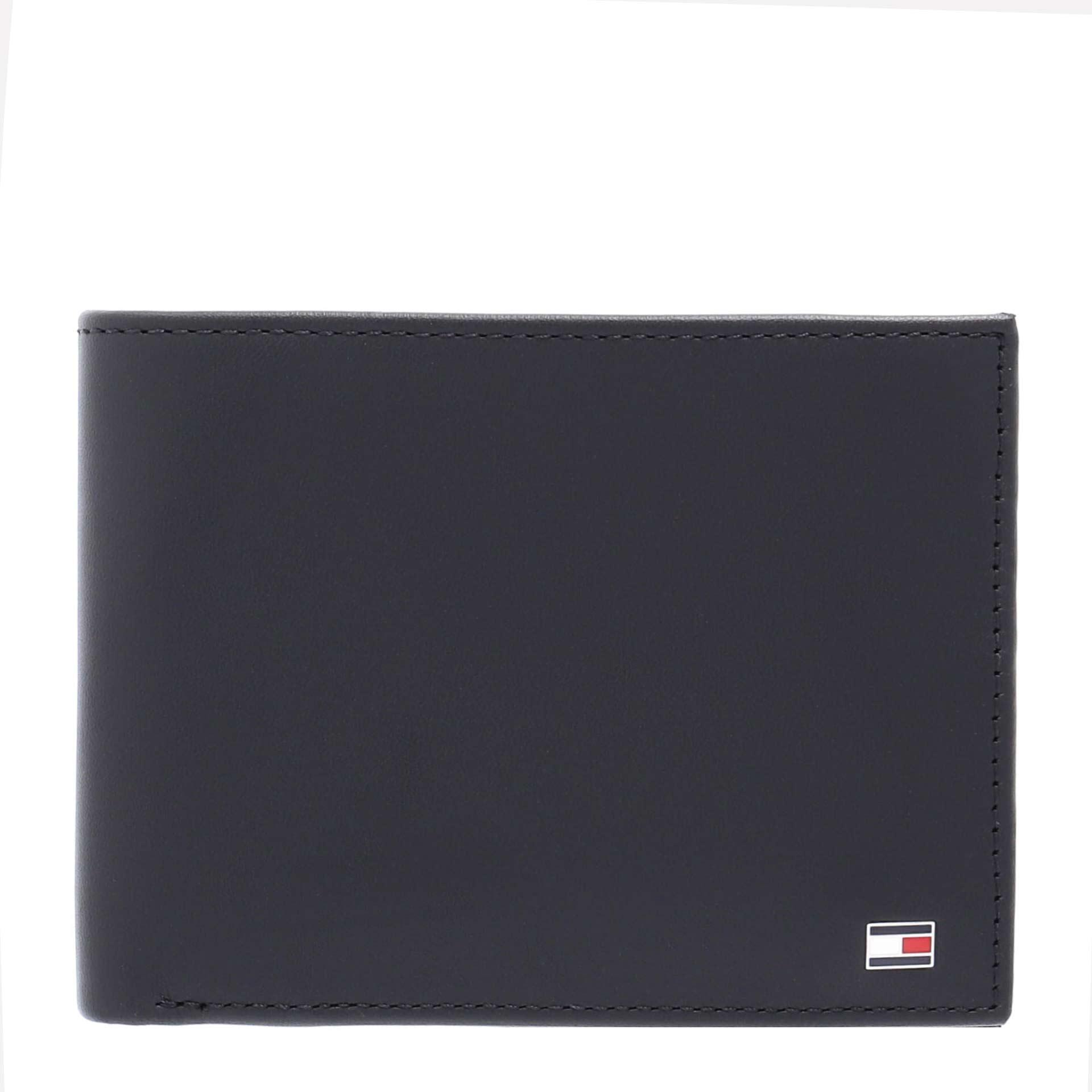 Tommy Hilfiger  Geschenkbox Geldbörse & Schlüsselanhänger black