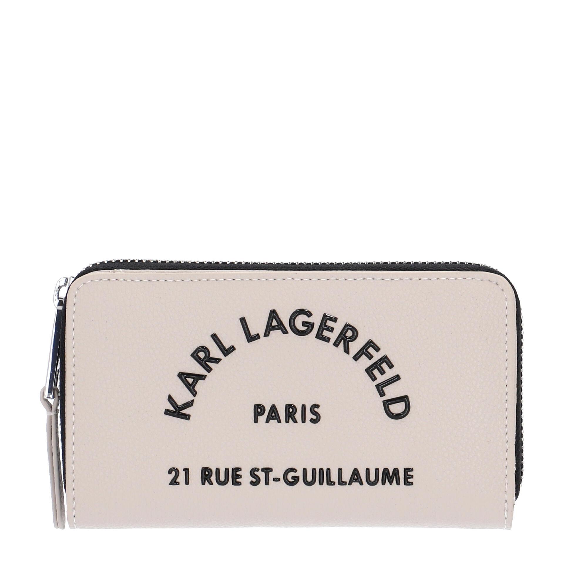 Karl Lagerfeld Rue St. Guillaume Geldbörse hazelwood