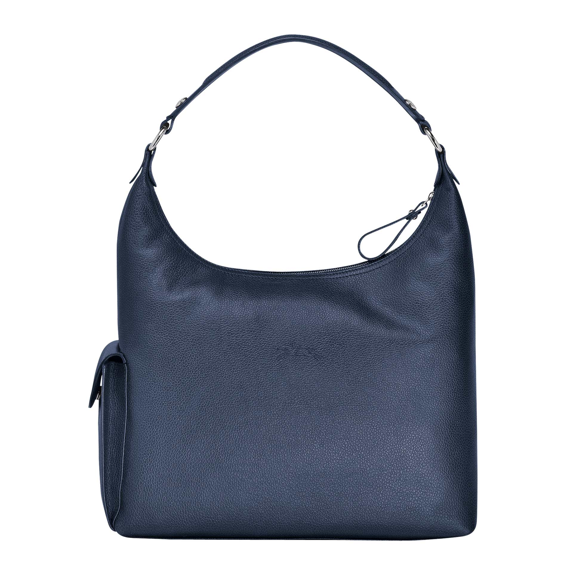 Le Foulonné Hobo Bag navy