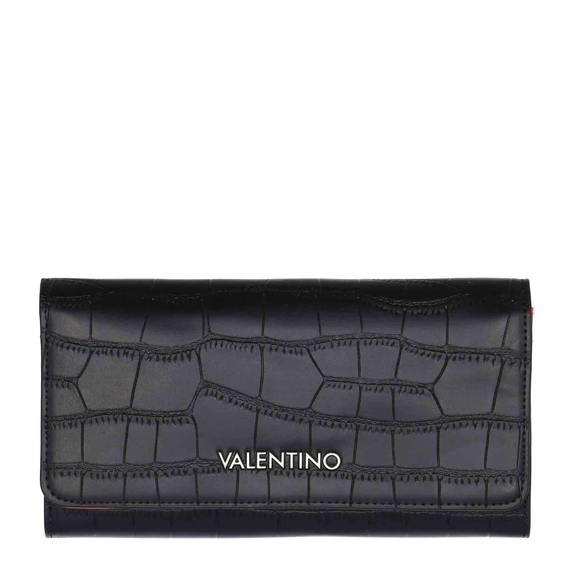 Valentino by Mario Valentino Juniper Portemonnaie nero/rosso