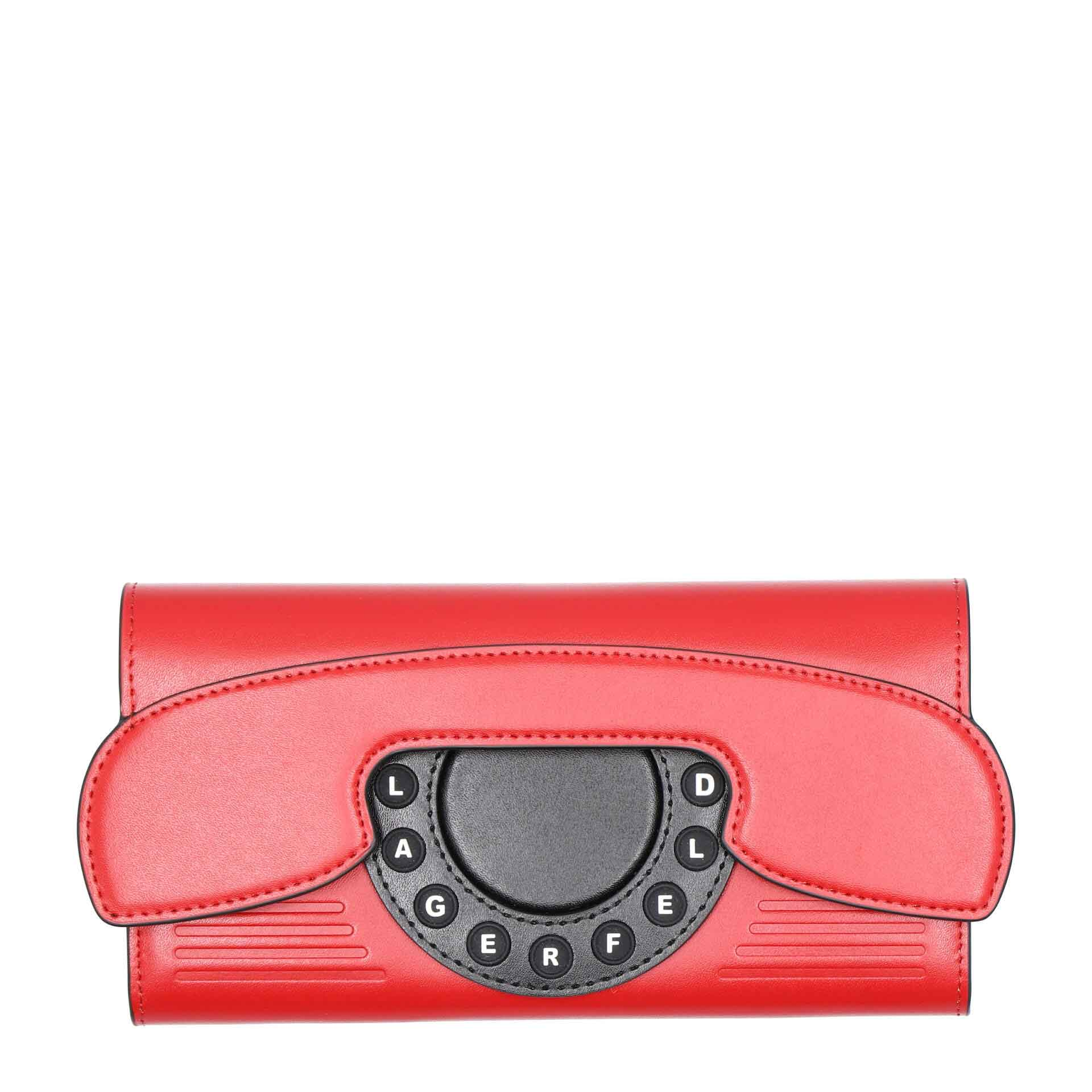 Karl Lagerfeld K/Ikon  Damengeldbörse multi