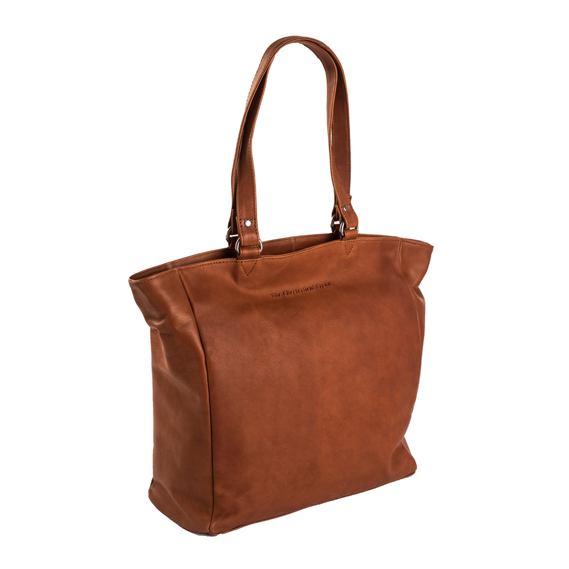 Berlin Shopper cognac