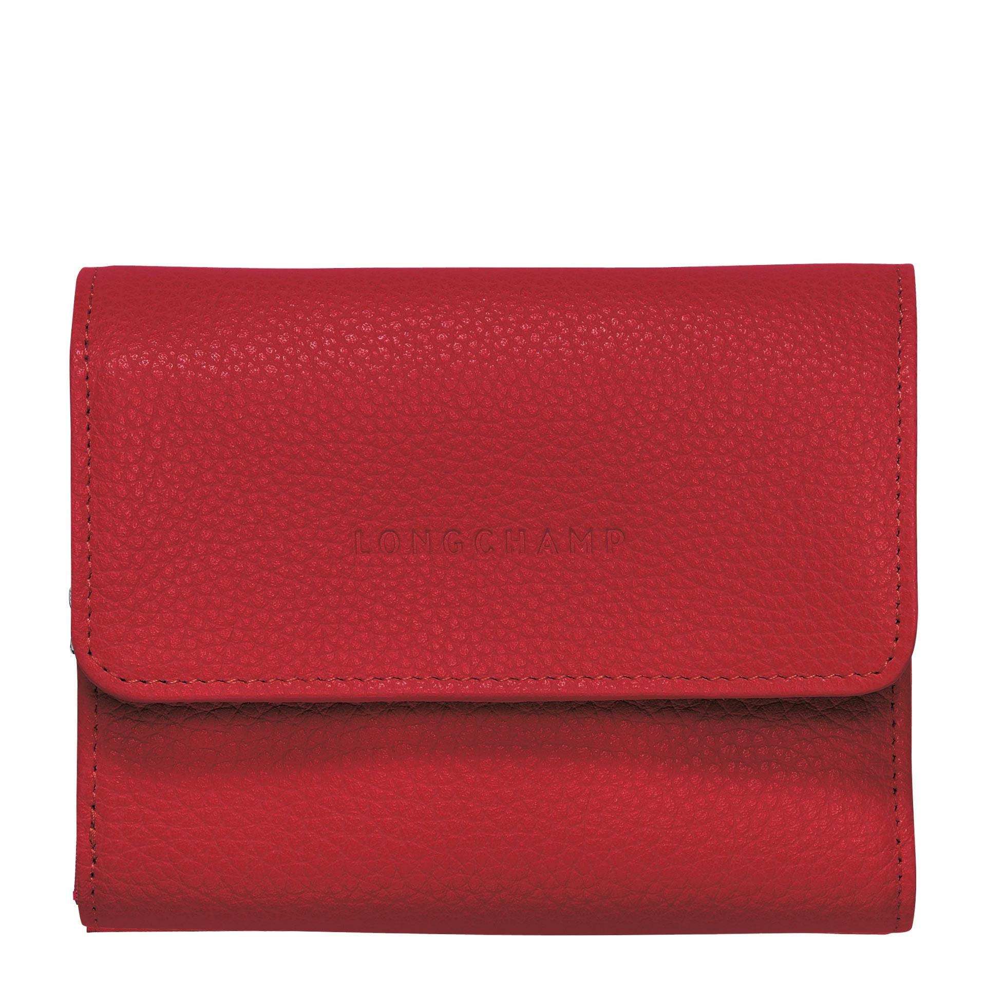 Longchamp Le Foulonné Brieftasche im Kompaktforamt