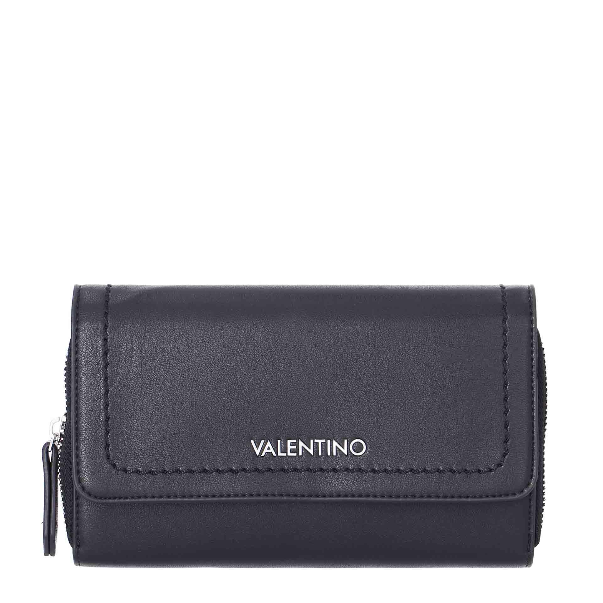 Valentino by Mario Valentino Elm Wallet on a Chain nero