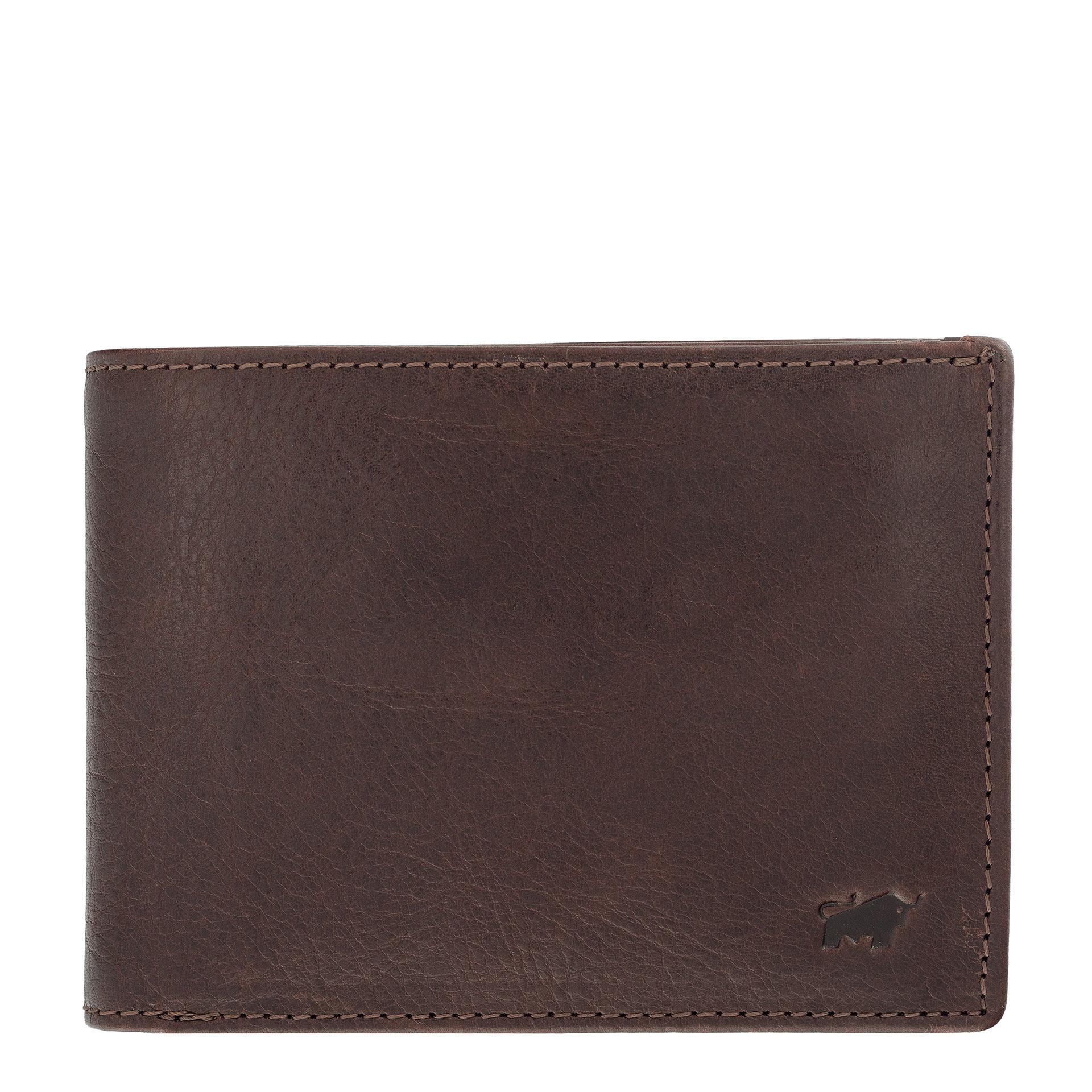 Braun Büffel Arezzo RFID Geldbörse 9CS braun