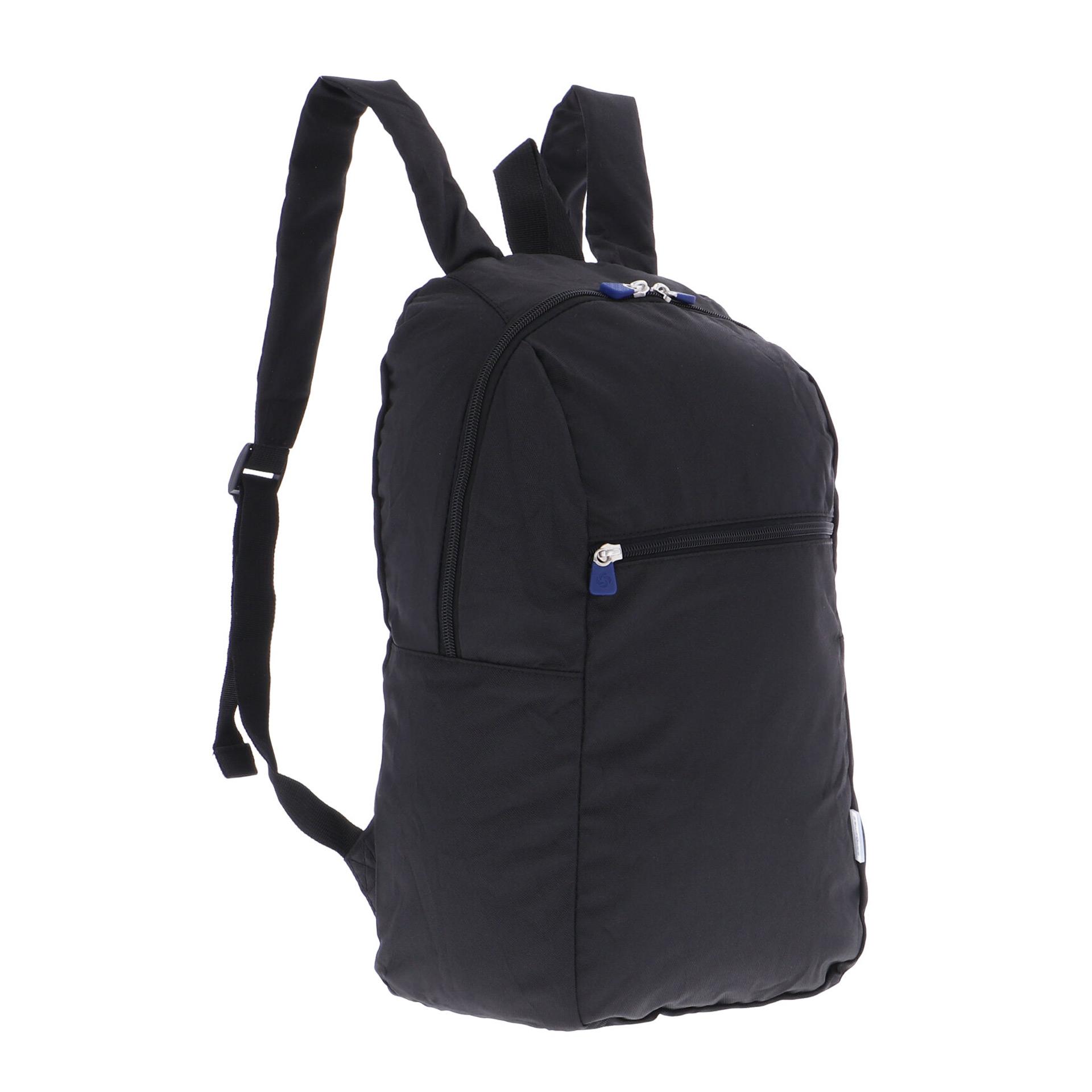 Global Travel Accessories Rucksack black