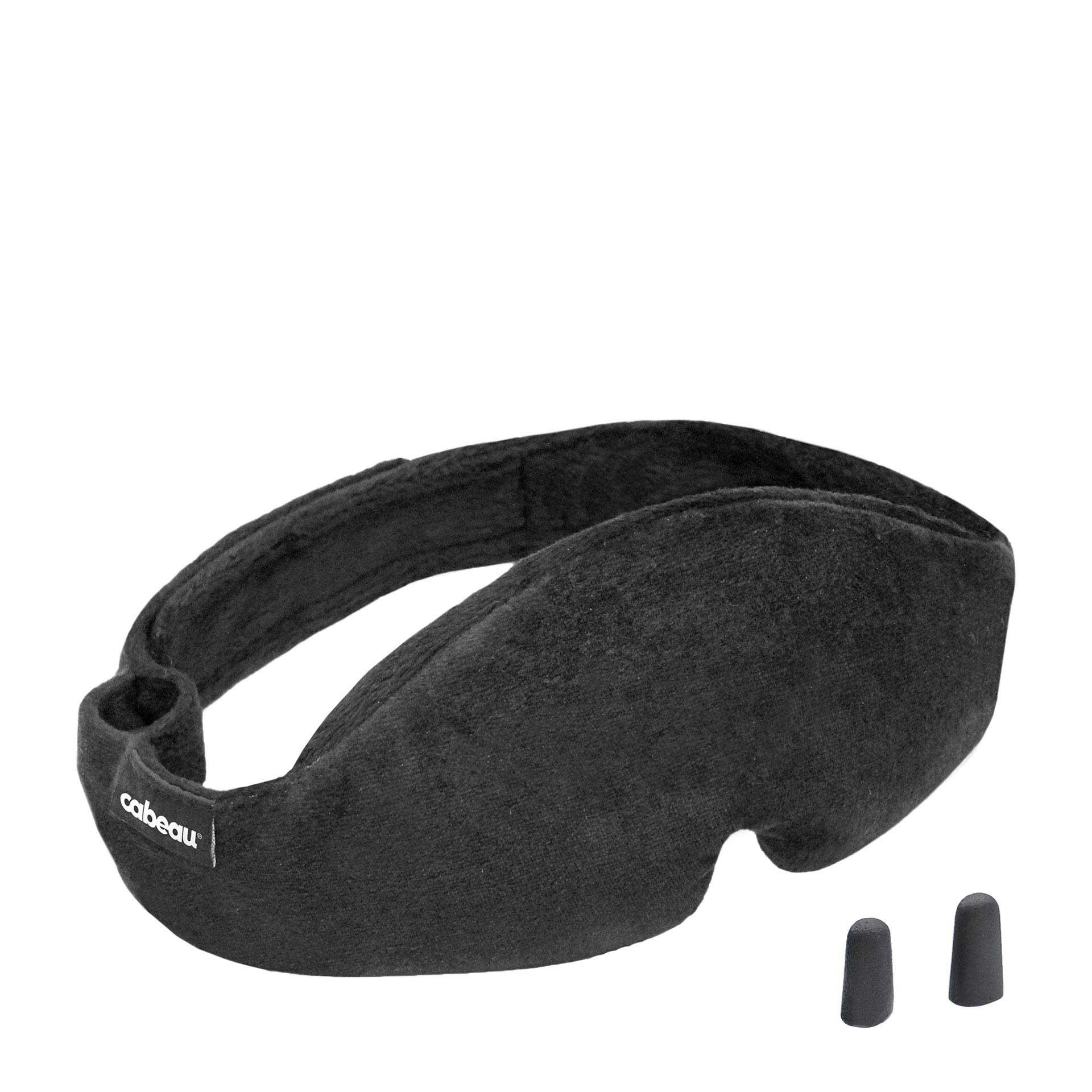 Cabeau Midnight Magic Schlafmaske black