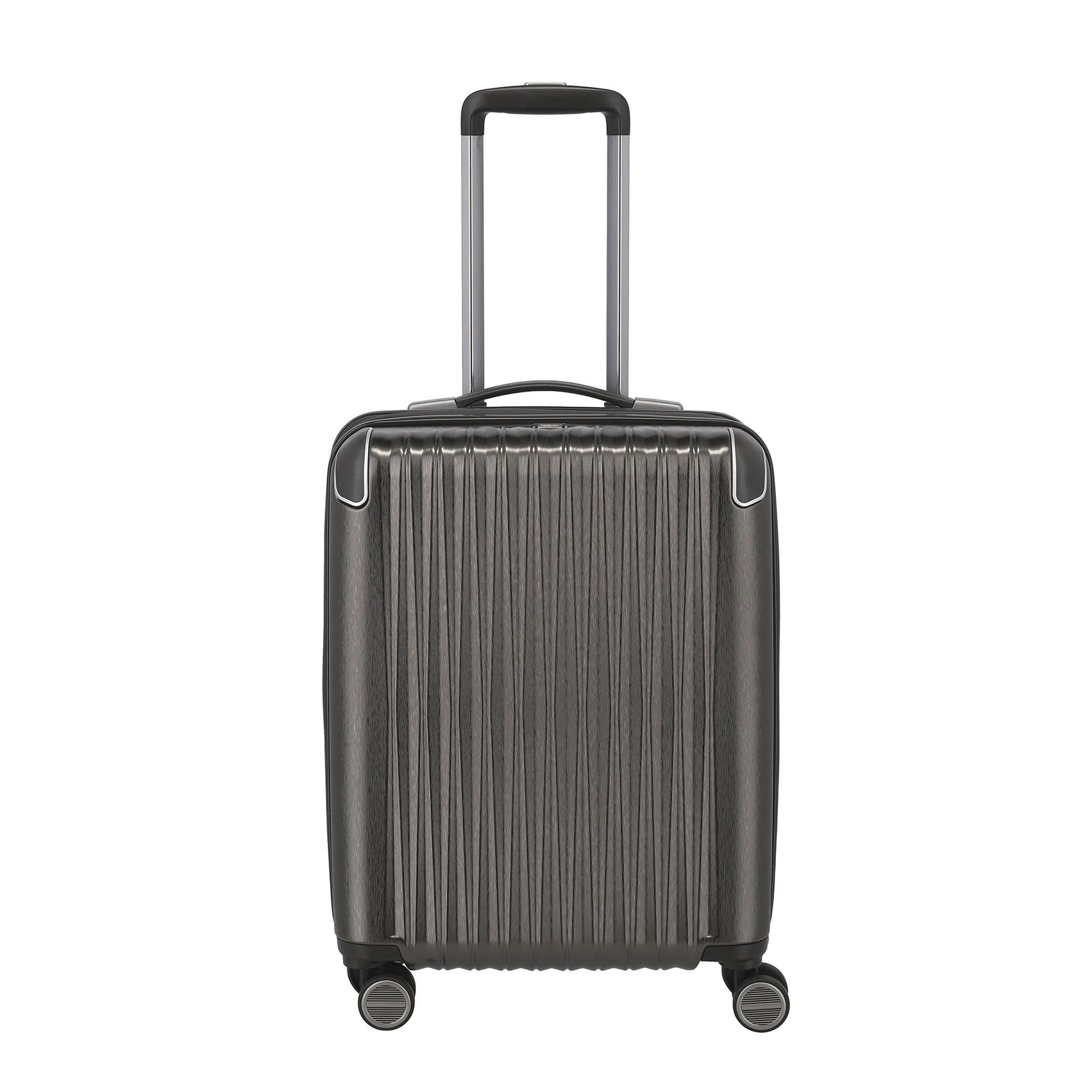 Barbara Glint 4-Rad Trolley S erweiterbar anthracitemetallic