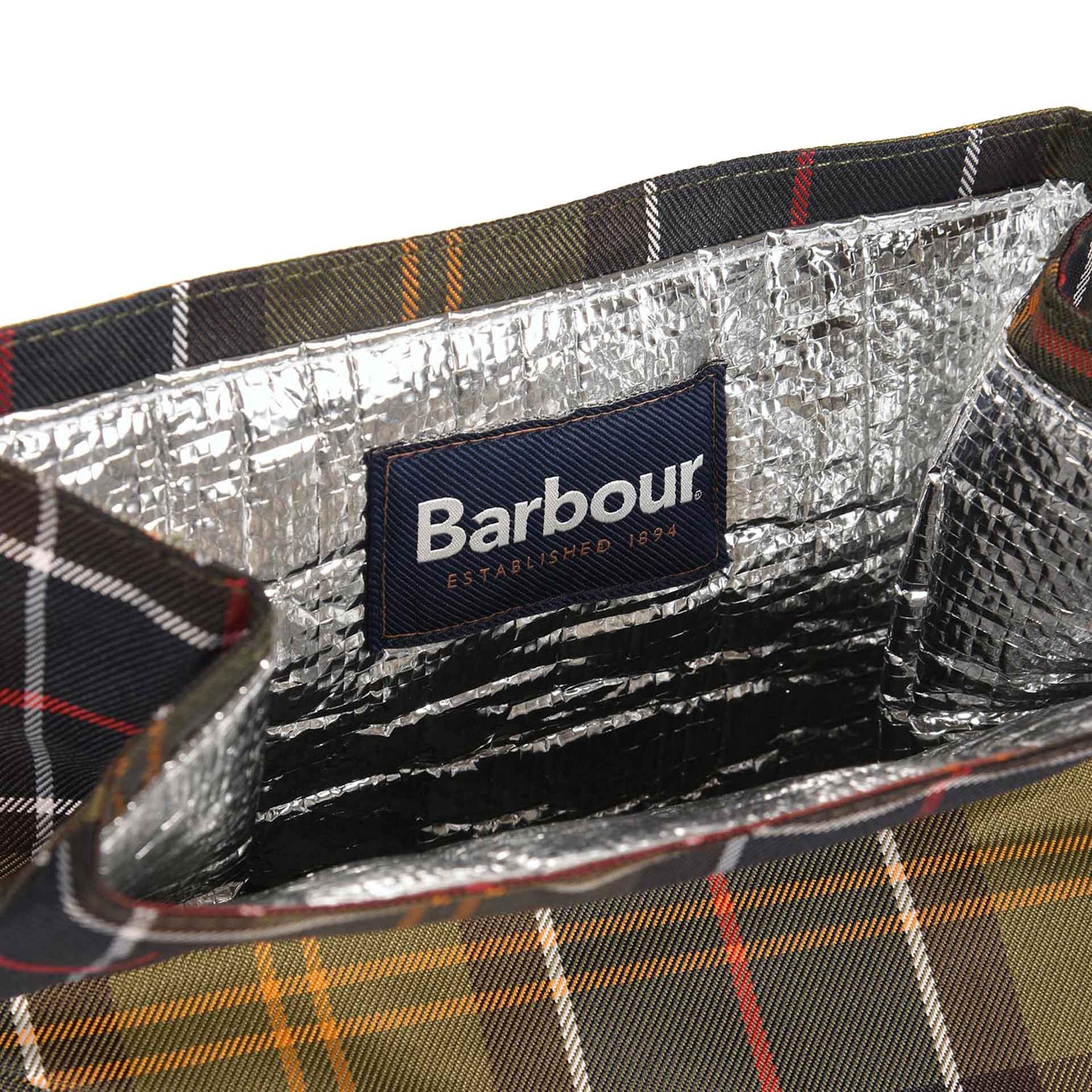 Barbour Tartan Lunch-Tasche classic tartan