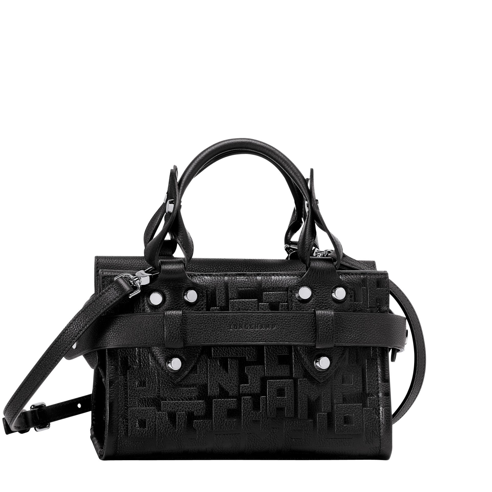 Longchamp La Voyageuse LGP Handtasche S black