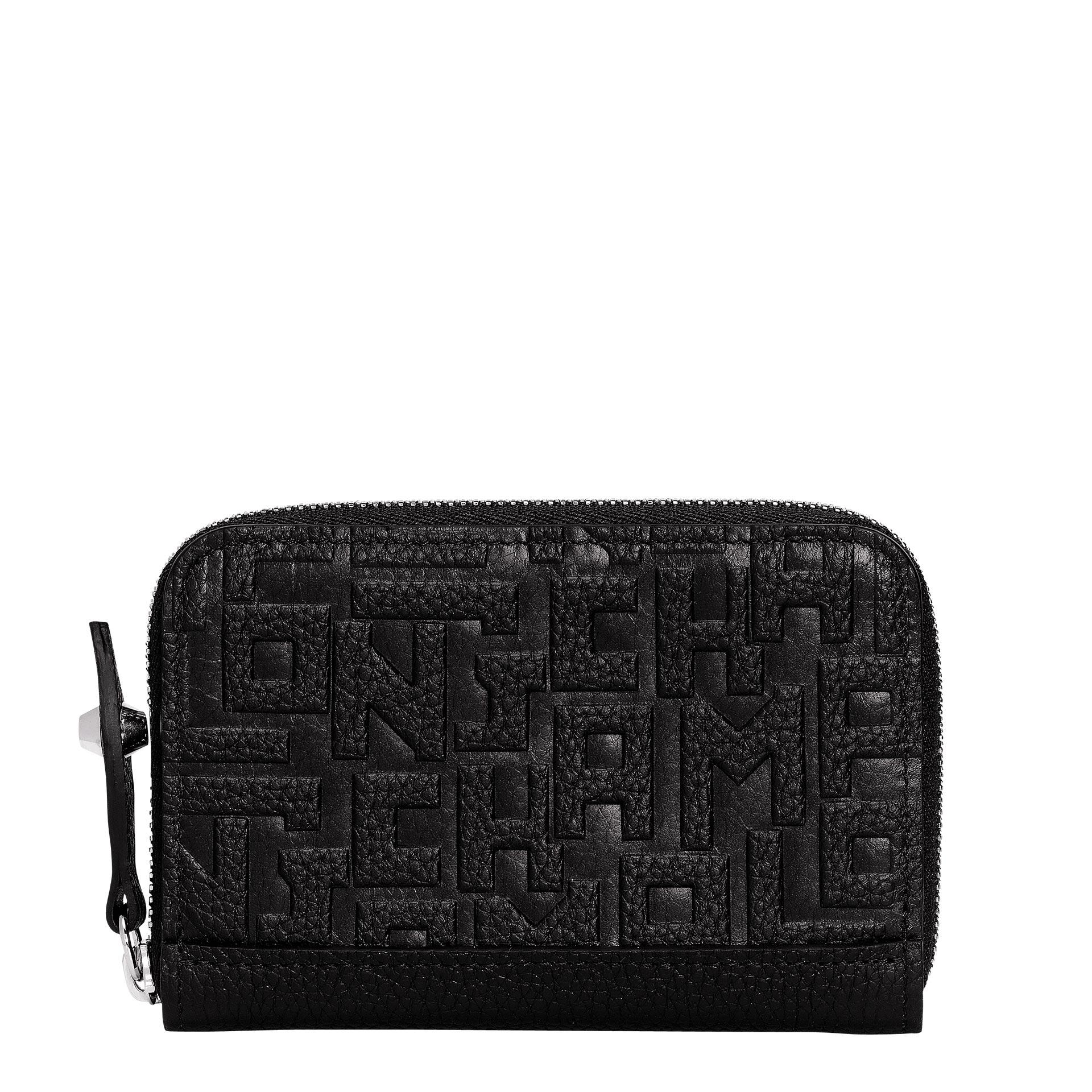 Longchamp La Voyageuse LGP Portemonnaie black