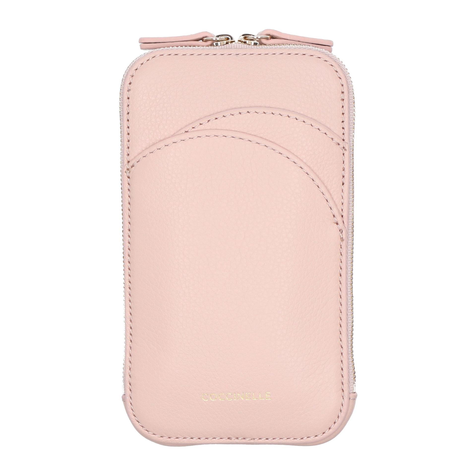 Coccinelle Arc Handytasche new pink