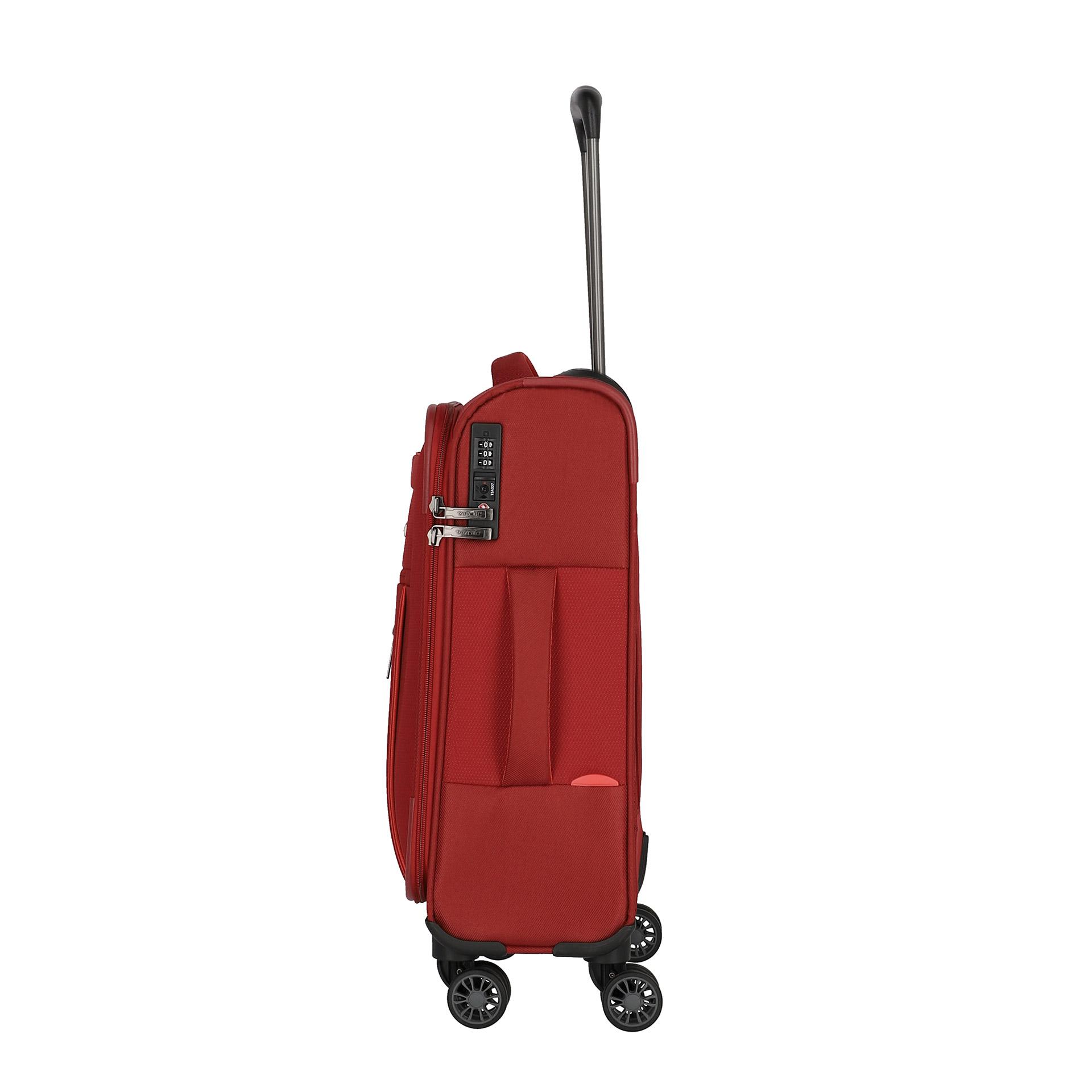 Capri 4-Rad Trolley S  rot