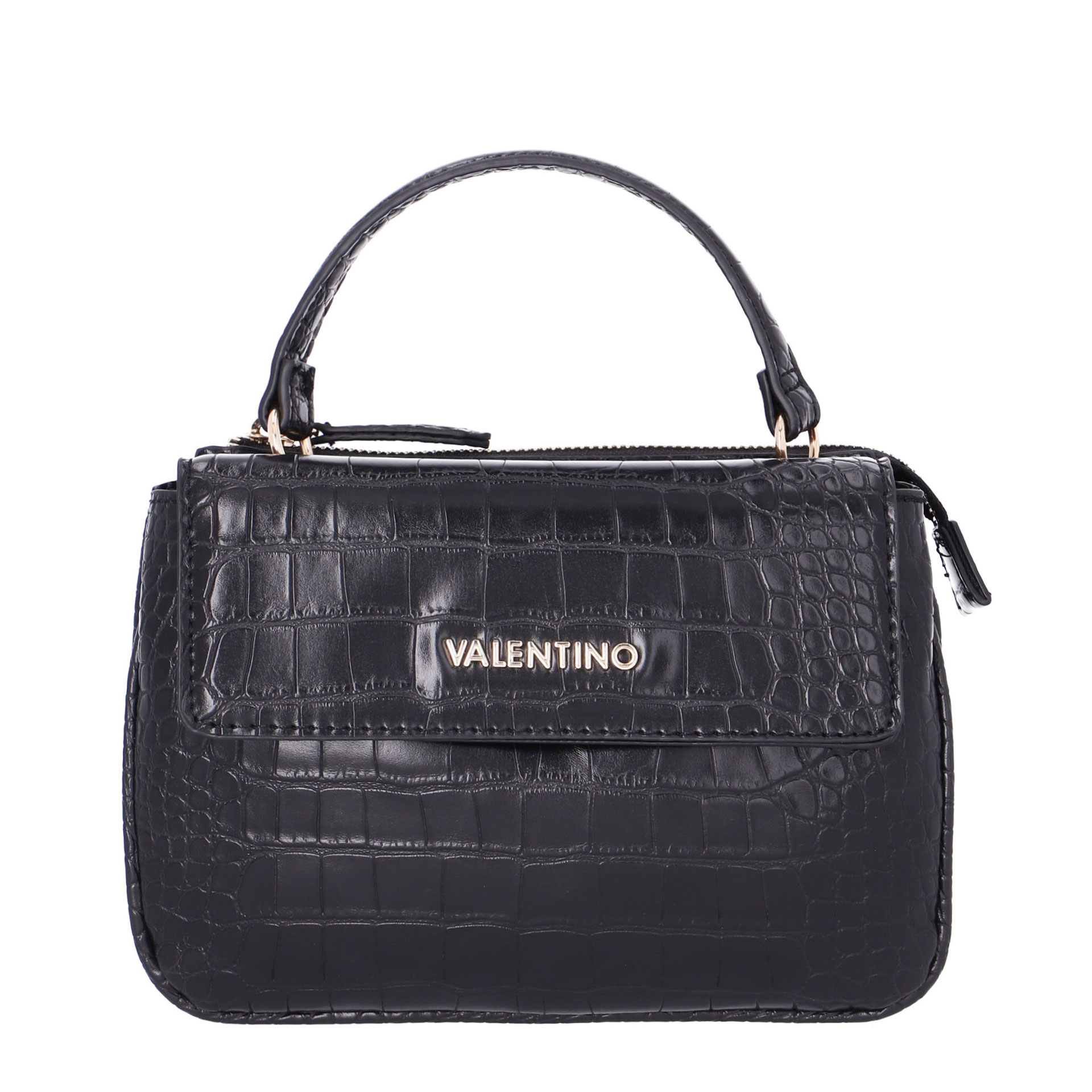 Valentino by Mario Valentino Amaranth Handtasche nero