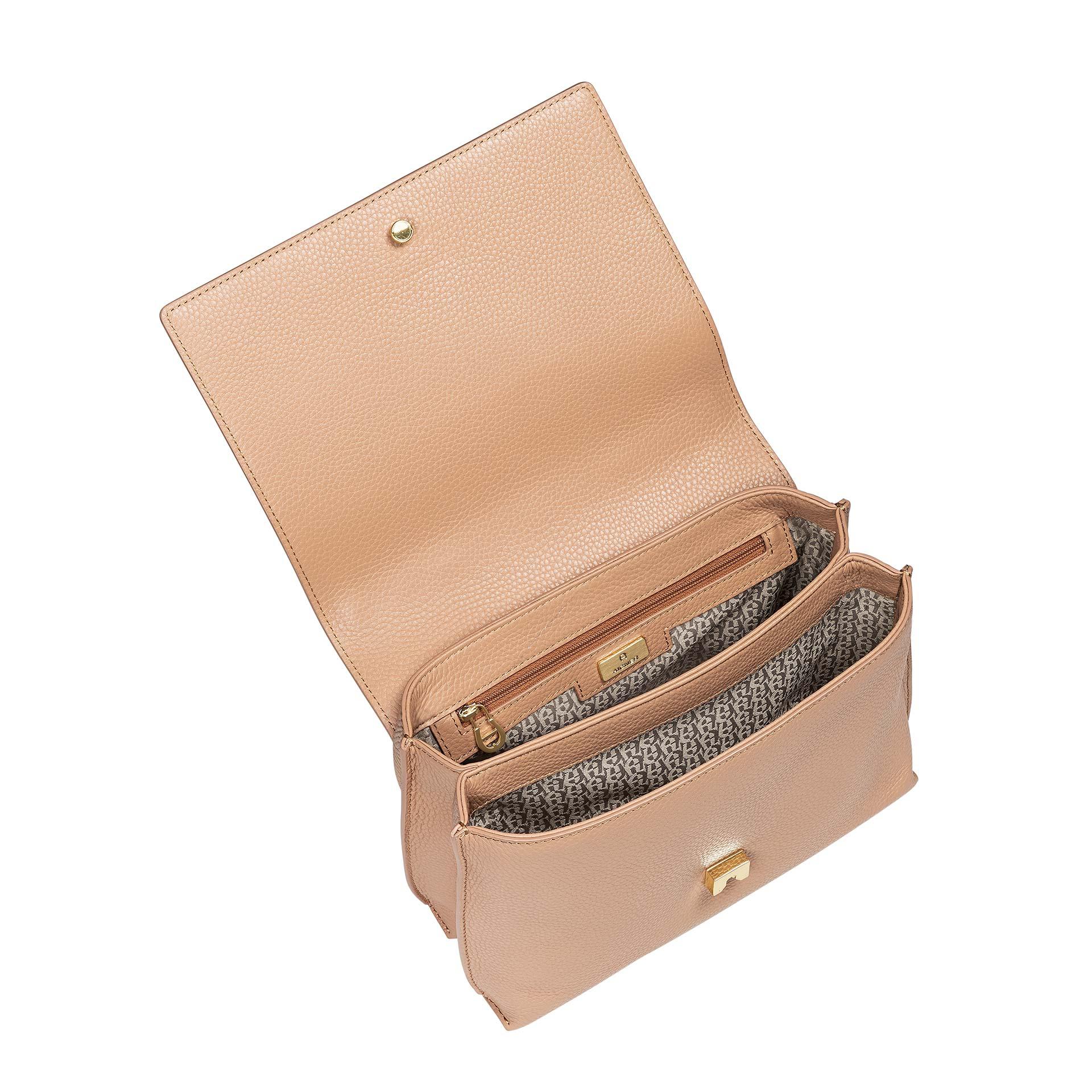 Aigner Evita Handtasche  vacchetta brown