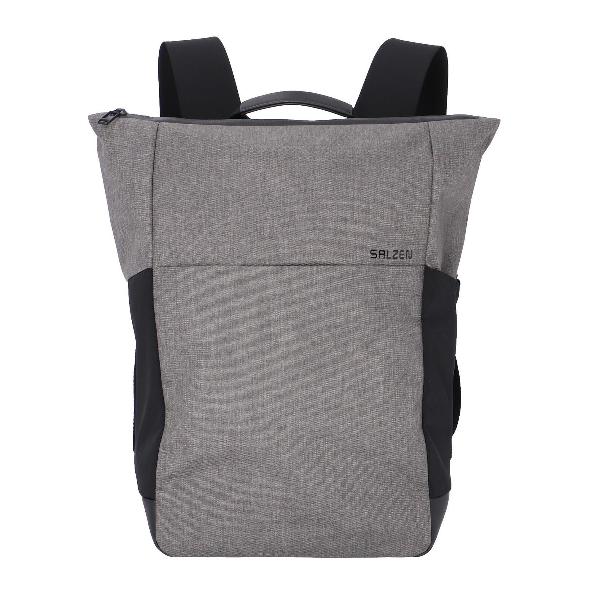 Salzen Vertiplorer Fabric Plain Backpack storm grey