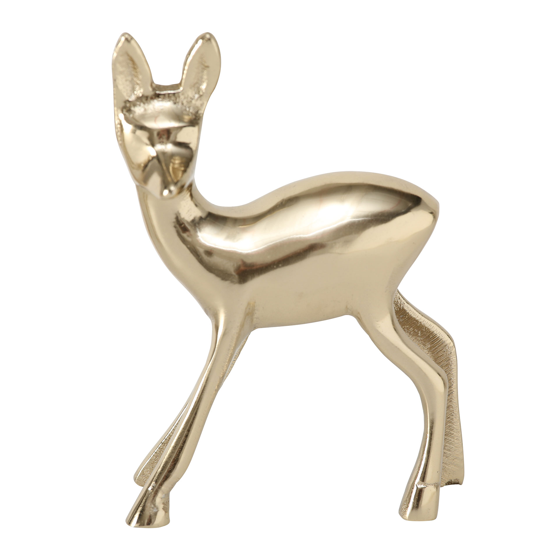 Boltze Bambi Figur Reh 12 cm, 1-teilig, farblich sortiert