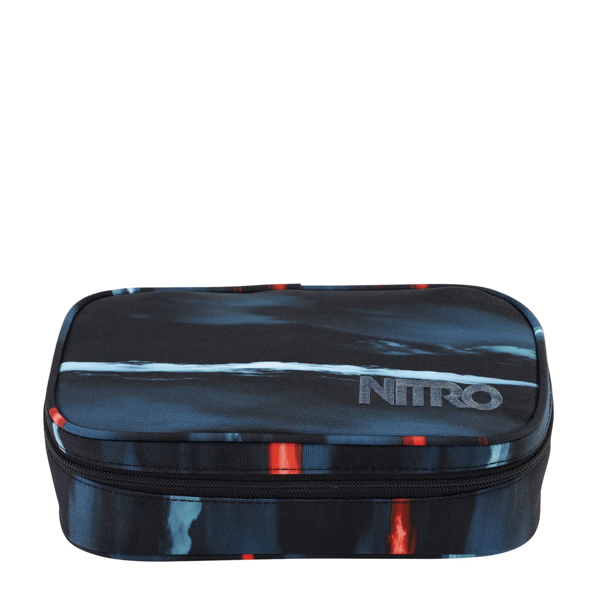 Nitro Pencil Case XL Stifteetui acid dawn