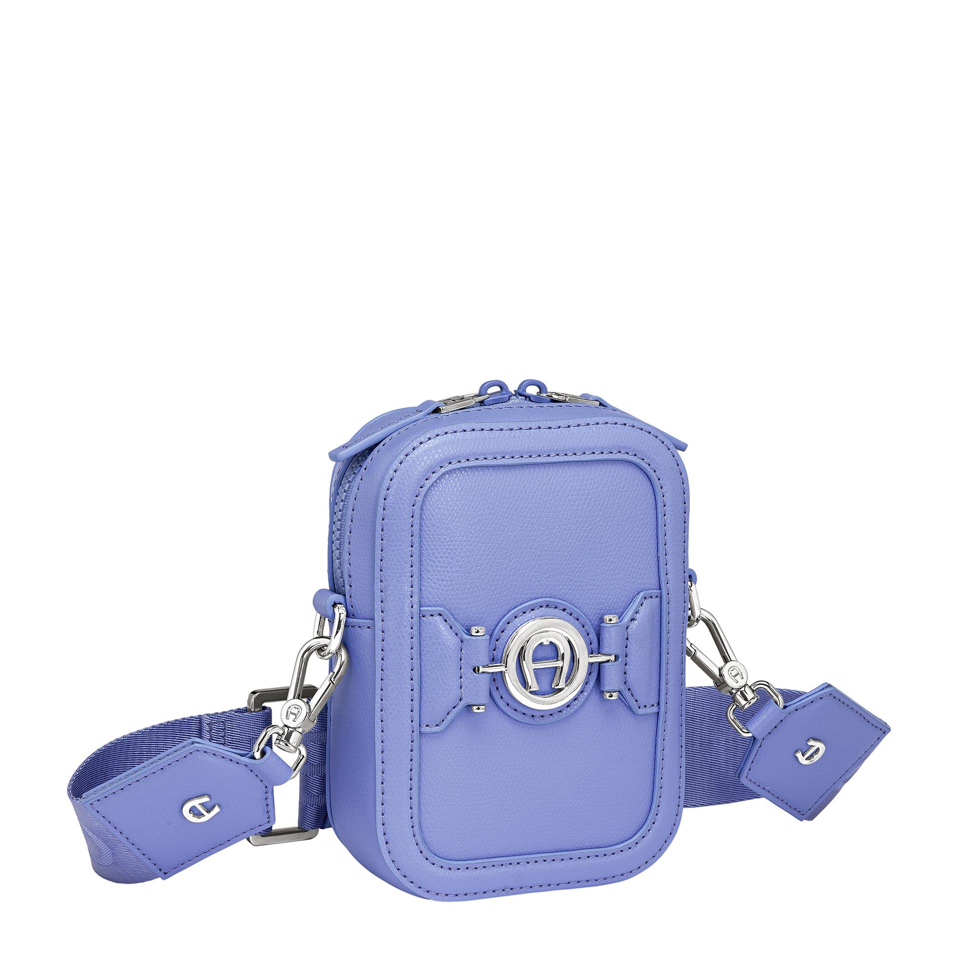 Aigner Luana Umhängetasche / Handytasche XS bellflower blue
