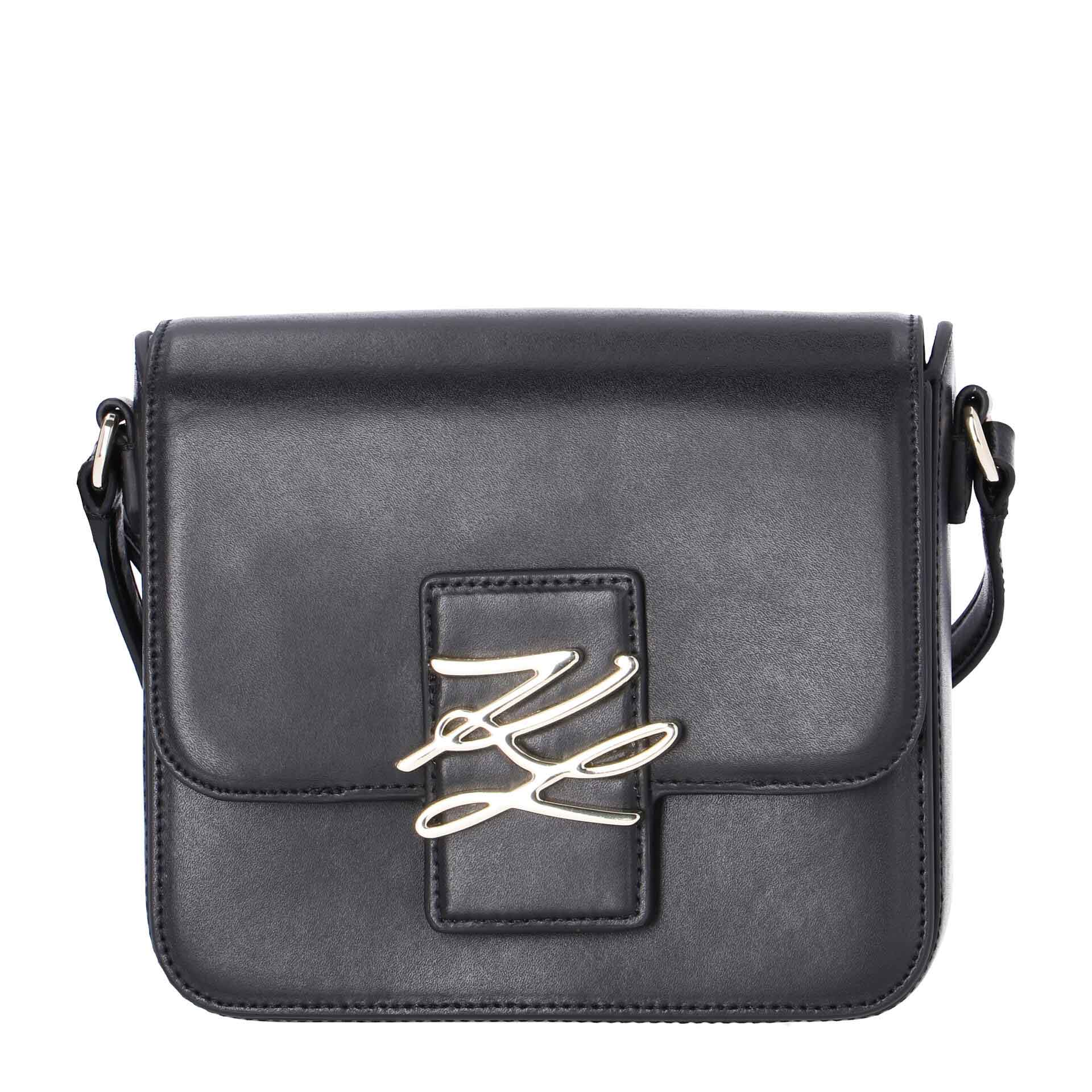 Karl Lagerfeld K/Autograph Crossbody Bag black