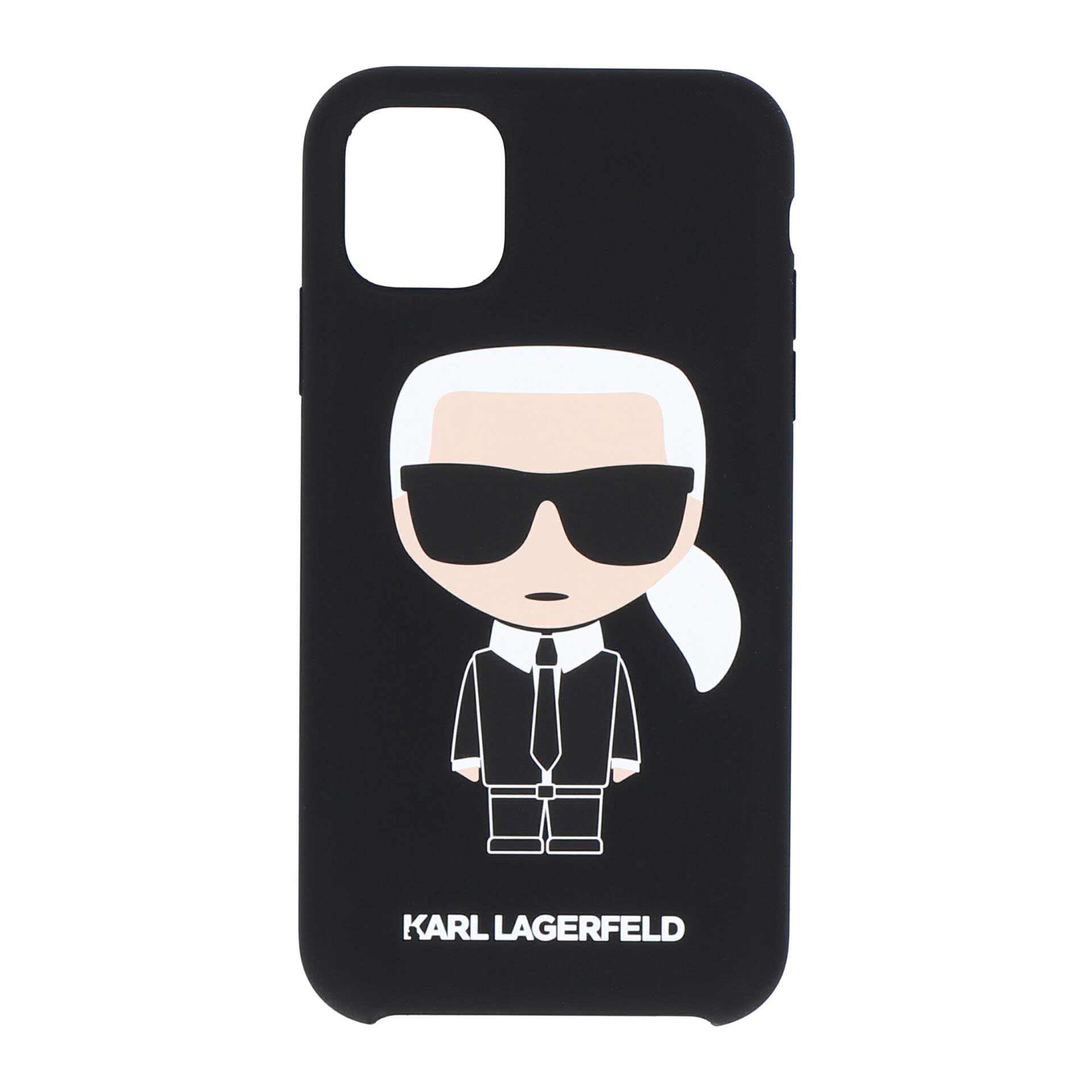 Karl Lagerfeld  K/Ikonik Handyhülle iPhone 11 Pro