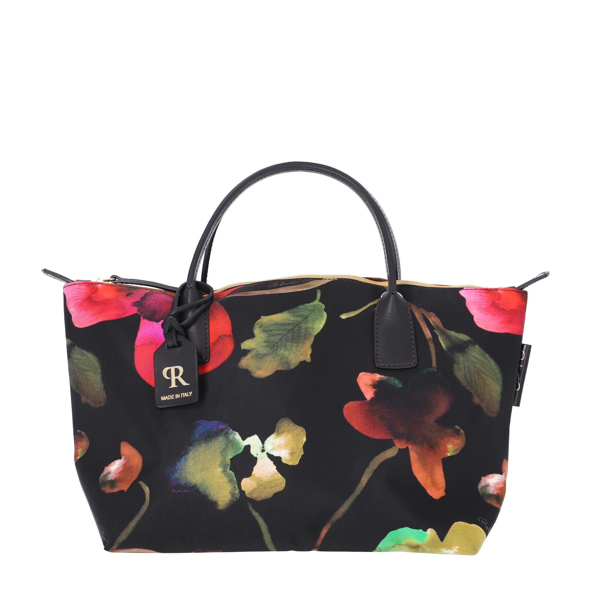 Robertina Handtasche S Flower