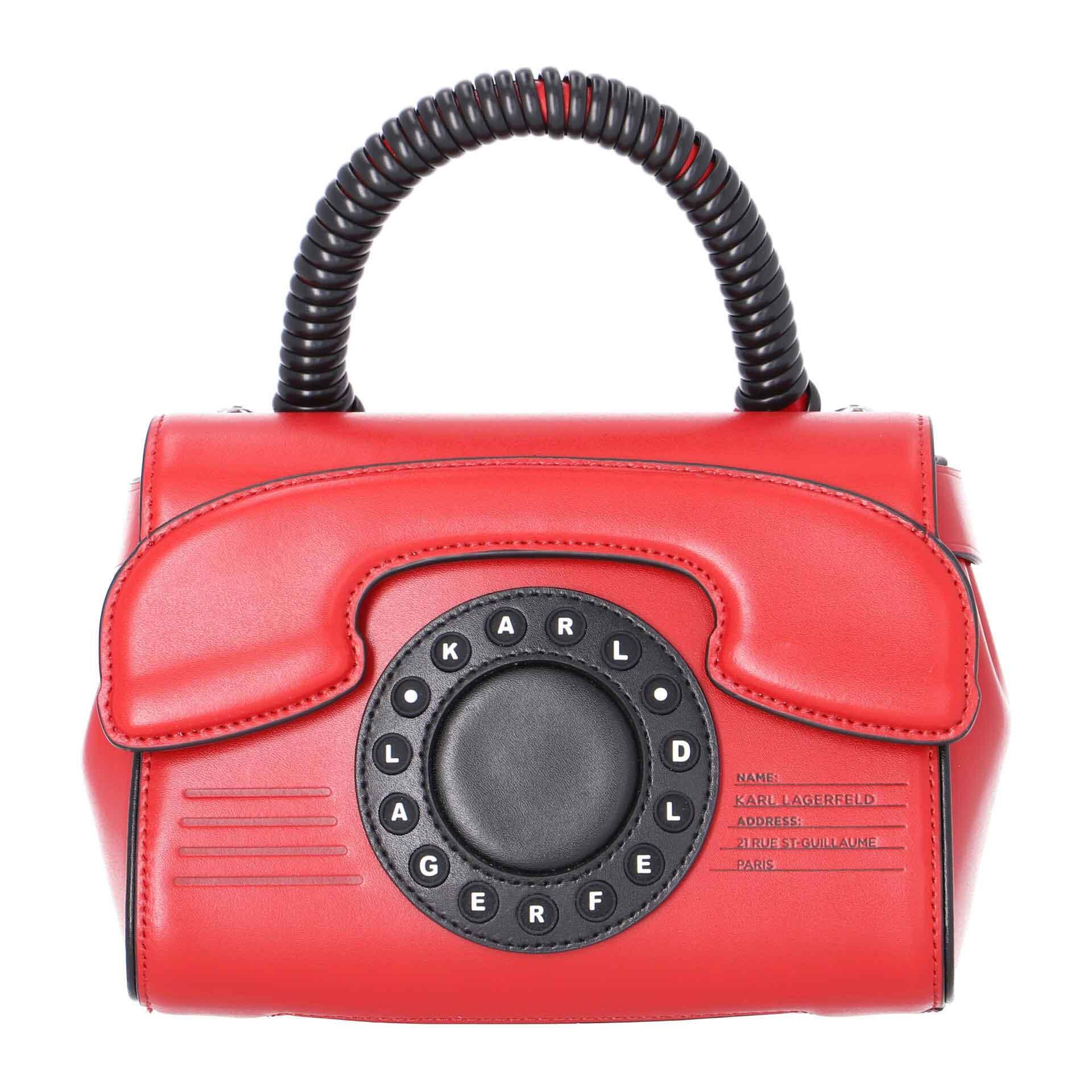 Karl Lagerfeld K/Ikon  Handtasche multi