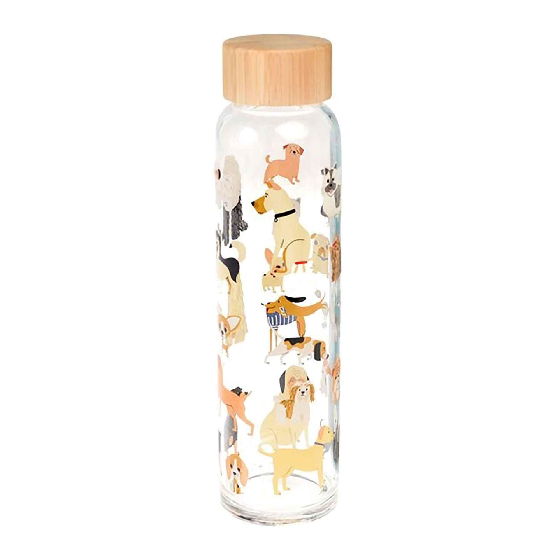 LEOKA Rex London Glasflasche