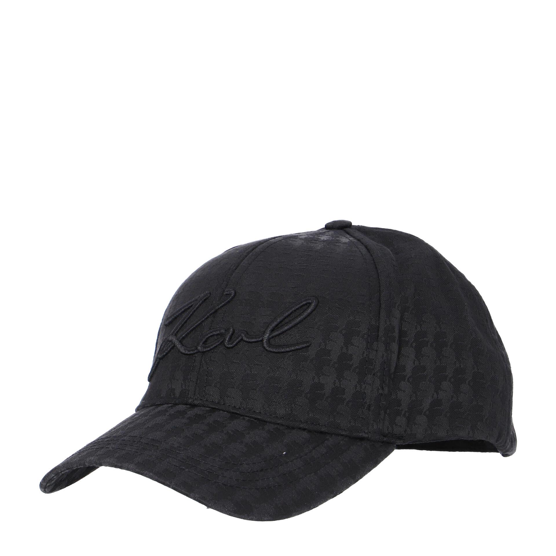 K/Signature Cap Kameo black