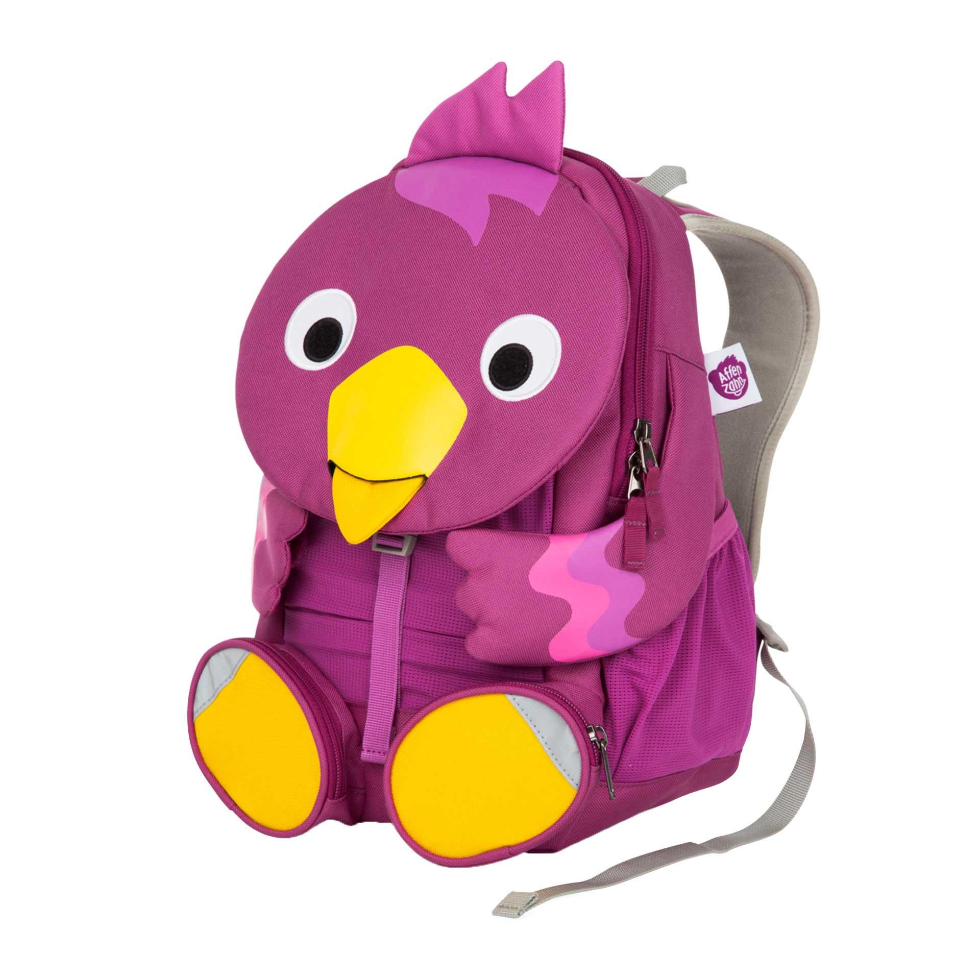 Affenzahn Großer Freund Kindergarten Rucksack Vogel