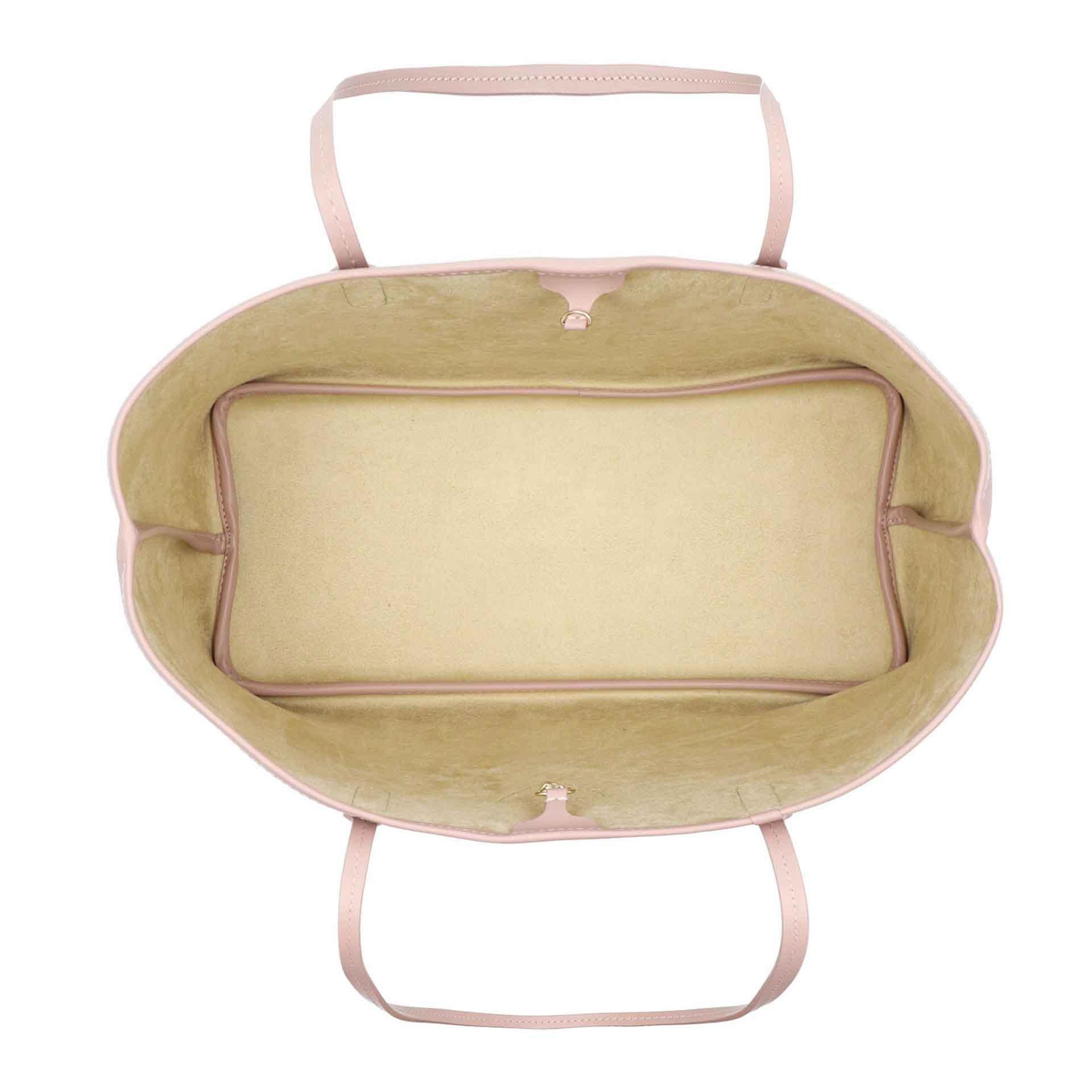 Maison Mollerus BERN Shopper rosé/gold