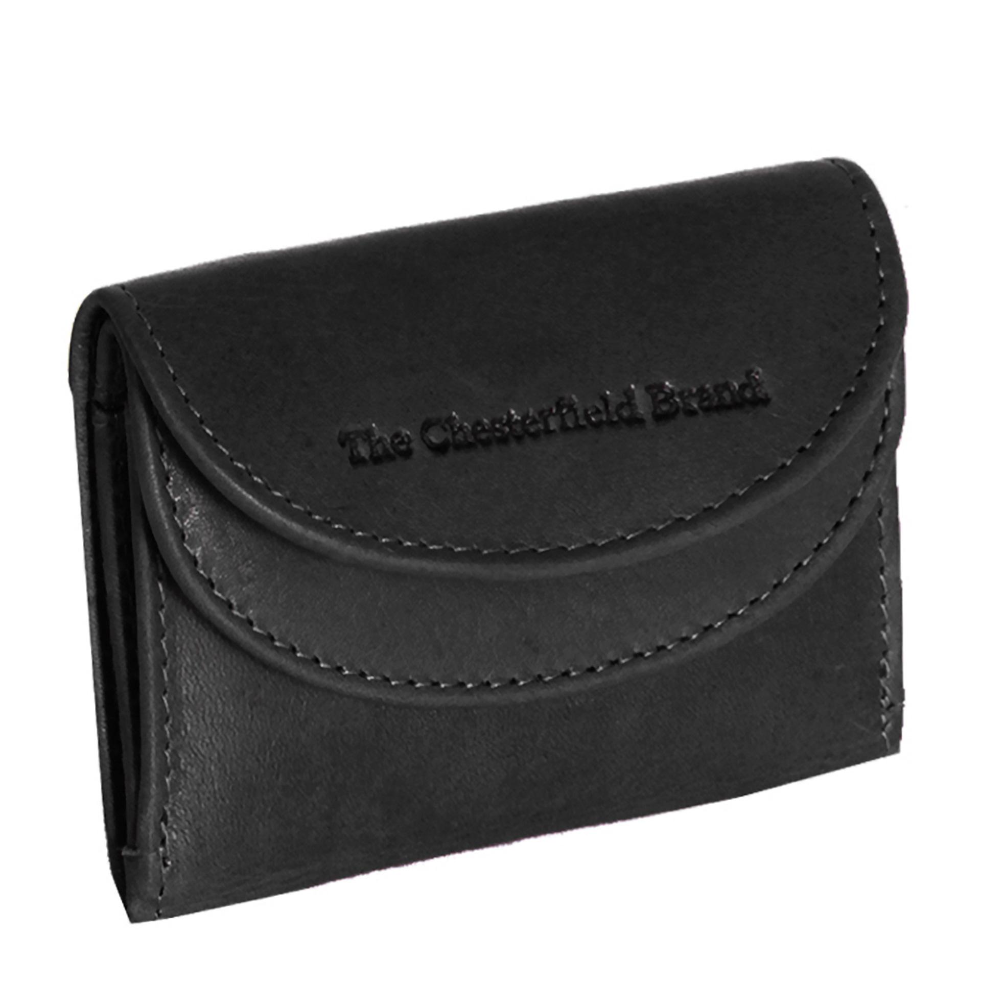 The Chesterfield Brand Alma Geldbörse klein schwarz