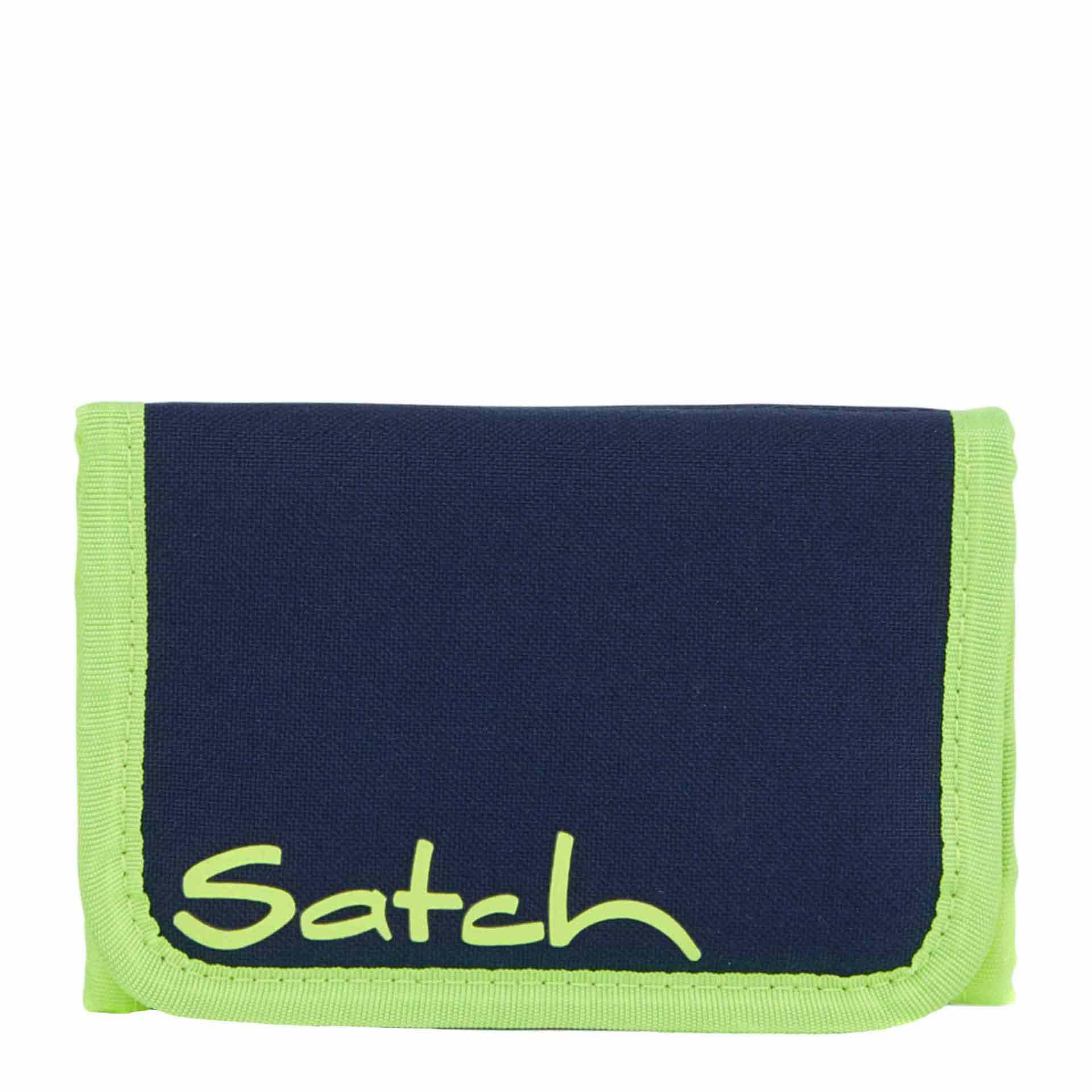 Satch Gelbeutel toxic yellow