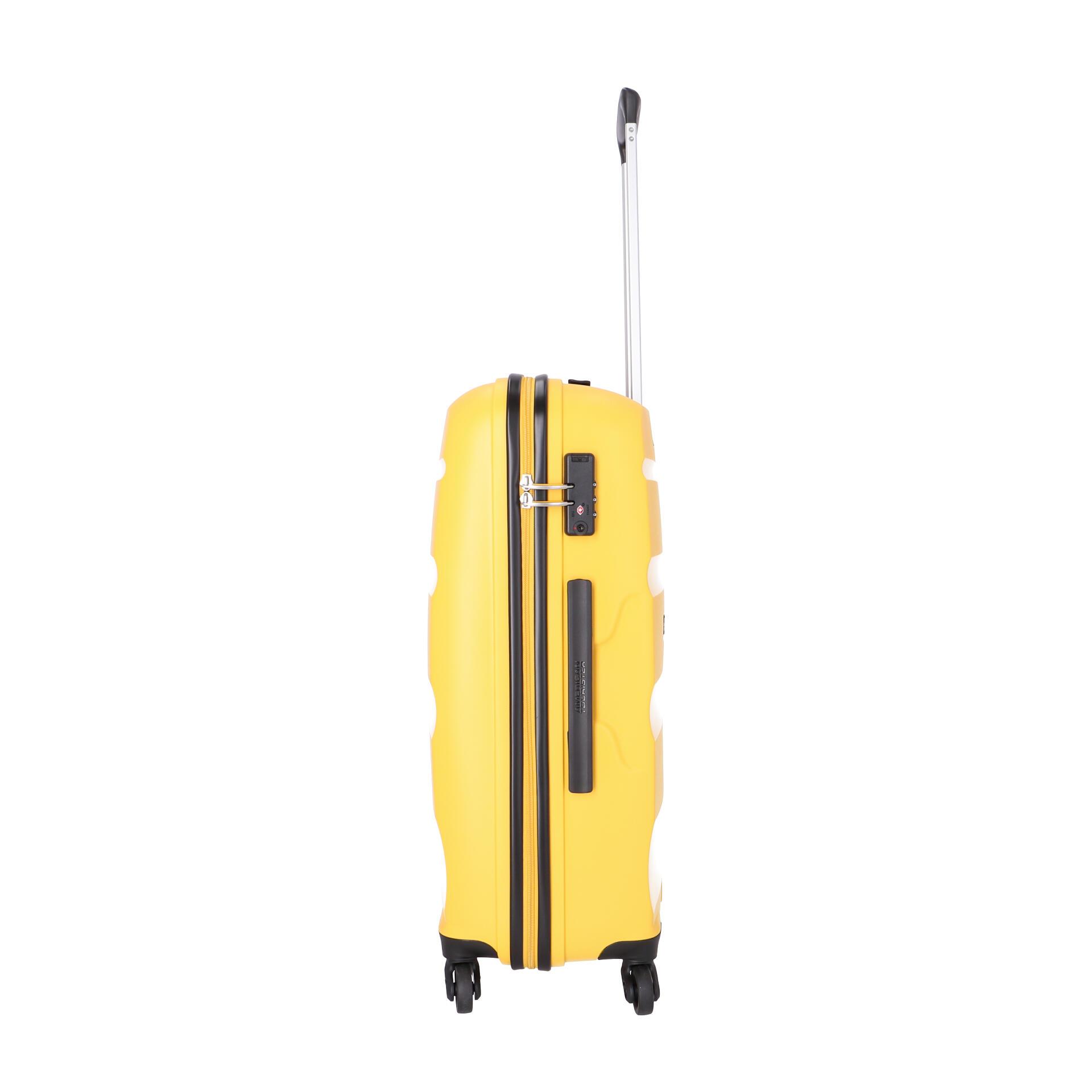 American Tourister Bon Air 4-Rad Trolley 66cm lightyellow