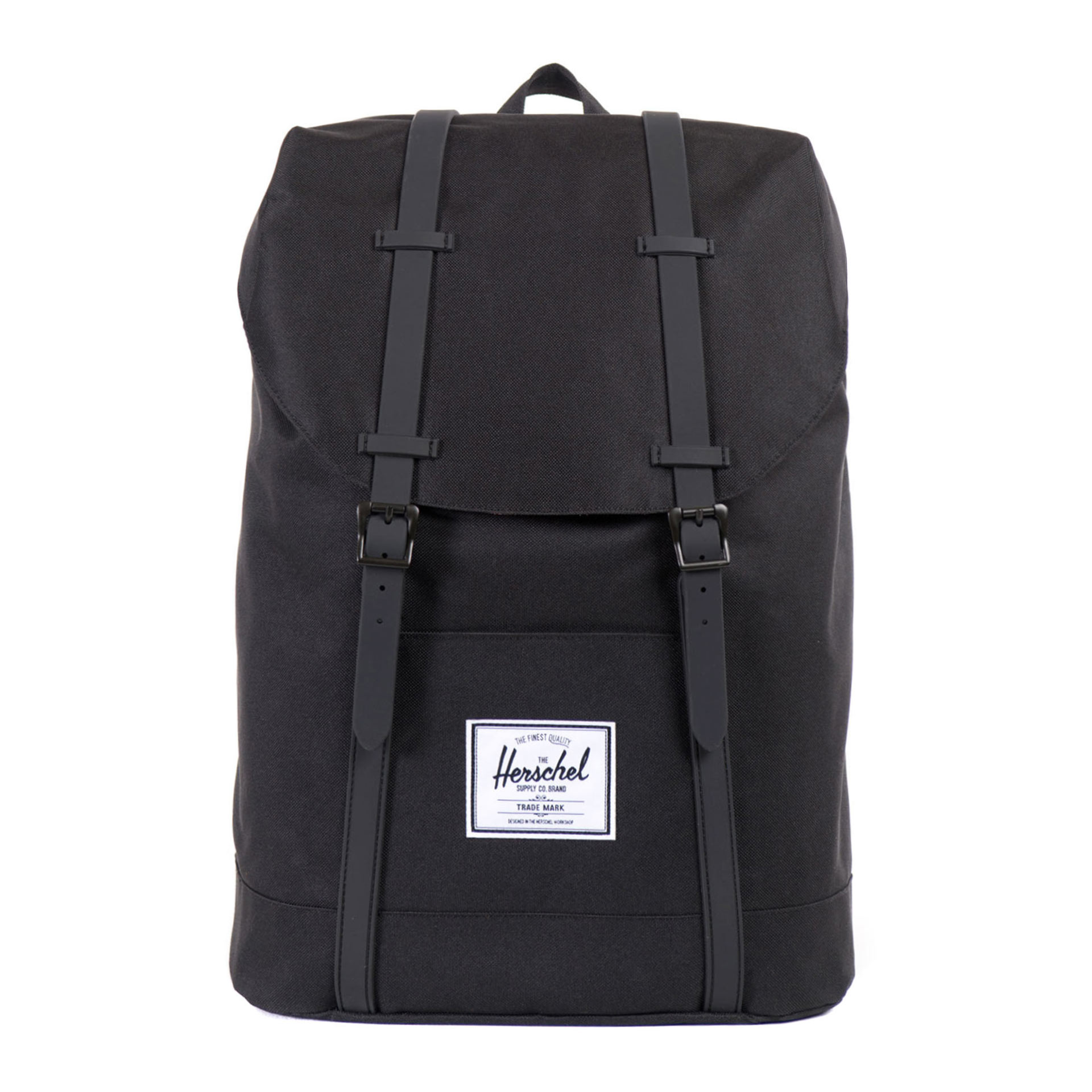 Herschel Retreat Rucksack black black