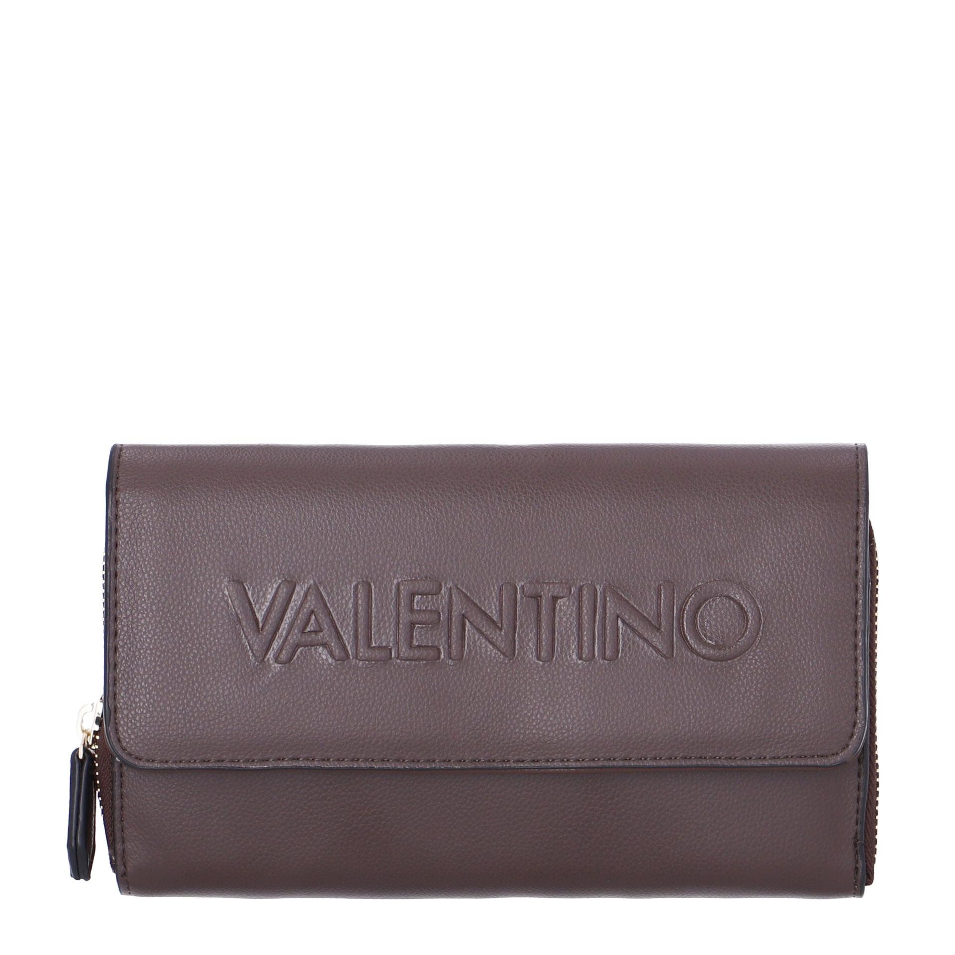 Valentino by Mario Valentino Prunus Wallet on a Chain moro