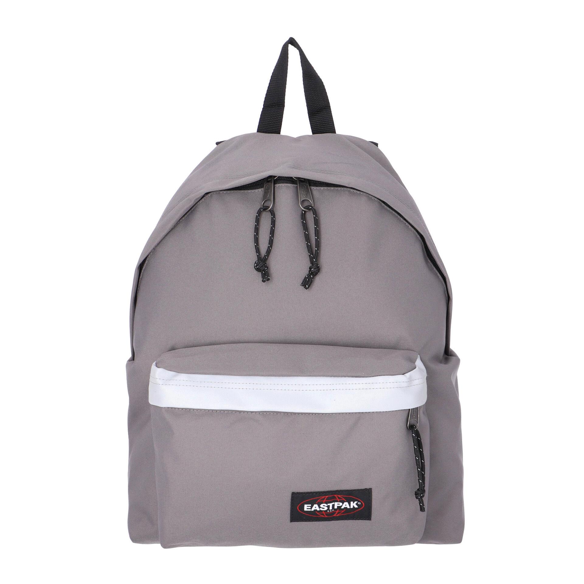 Eastpak Selection Padded Pak'r Rucksack mit Reflektorstreifen reflective grey