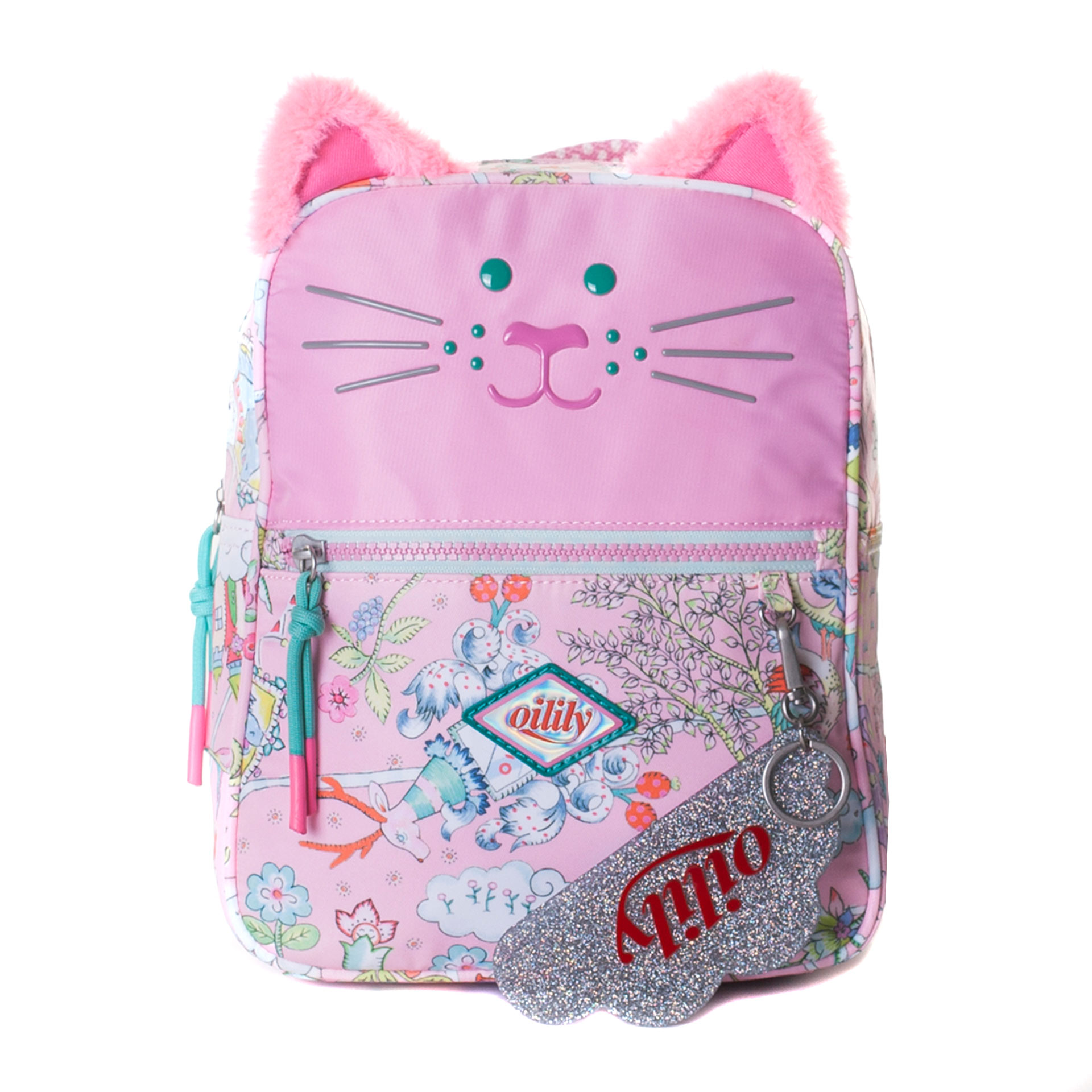 Oilily Castle in the Clouds Rucksack rose shadow