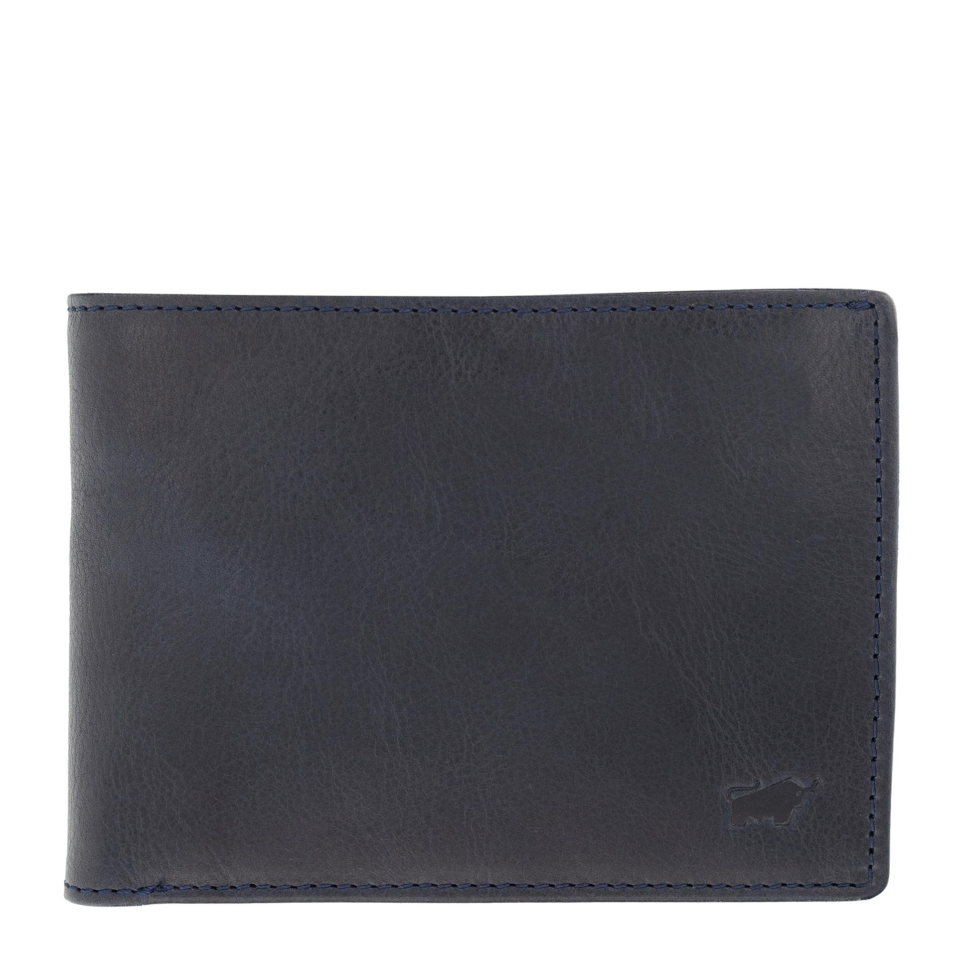 Arezzo RFID Geldbörse 9CS dunkelblau