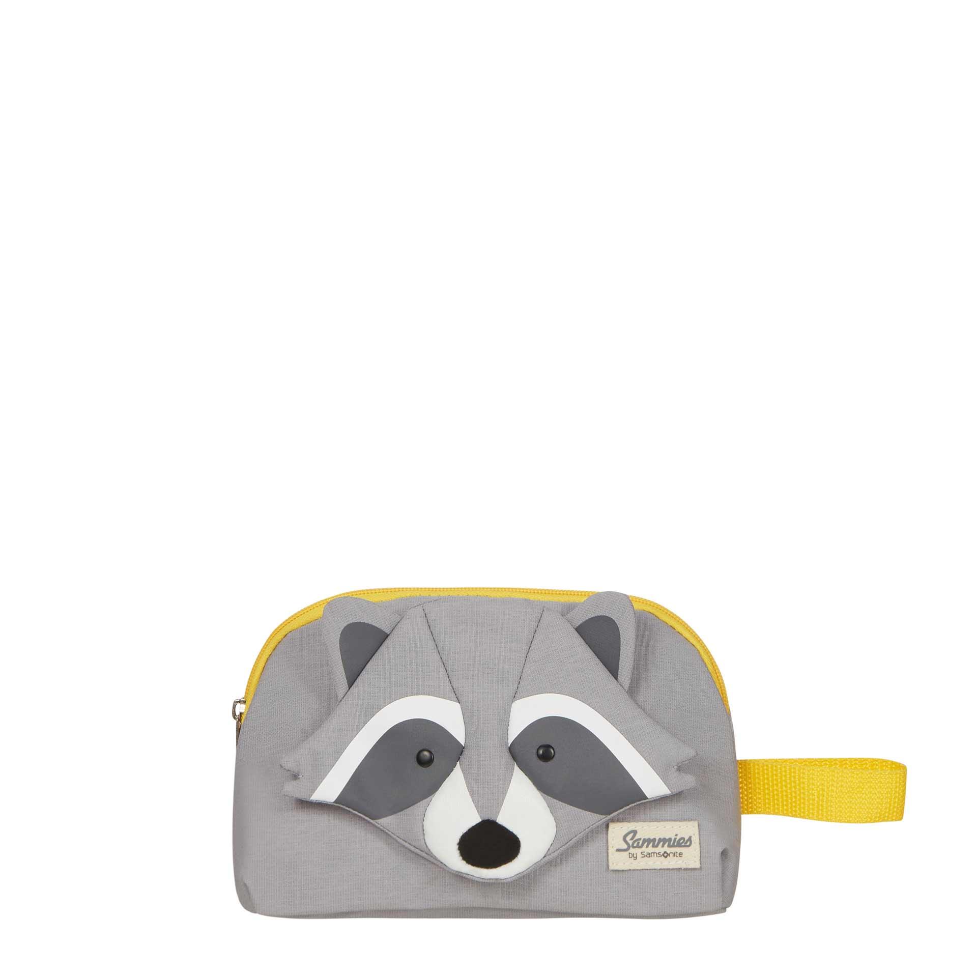 Samsonite Happy Sammies Kulturbeutel Eco raccoon